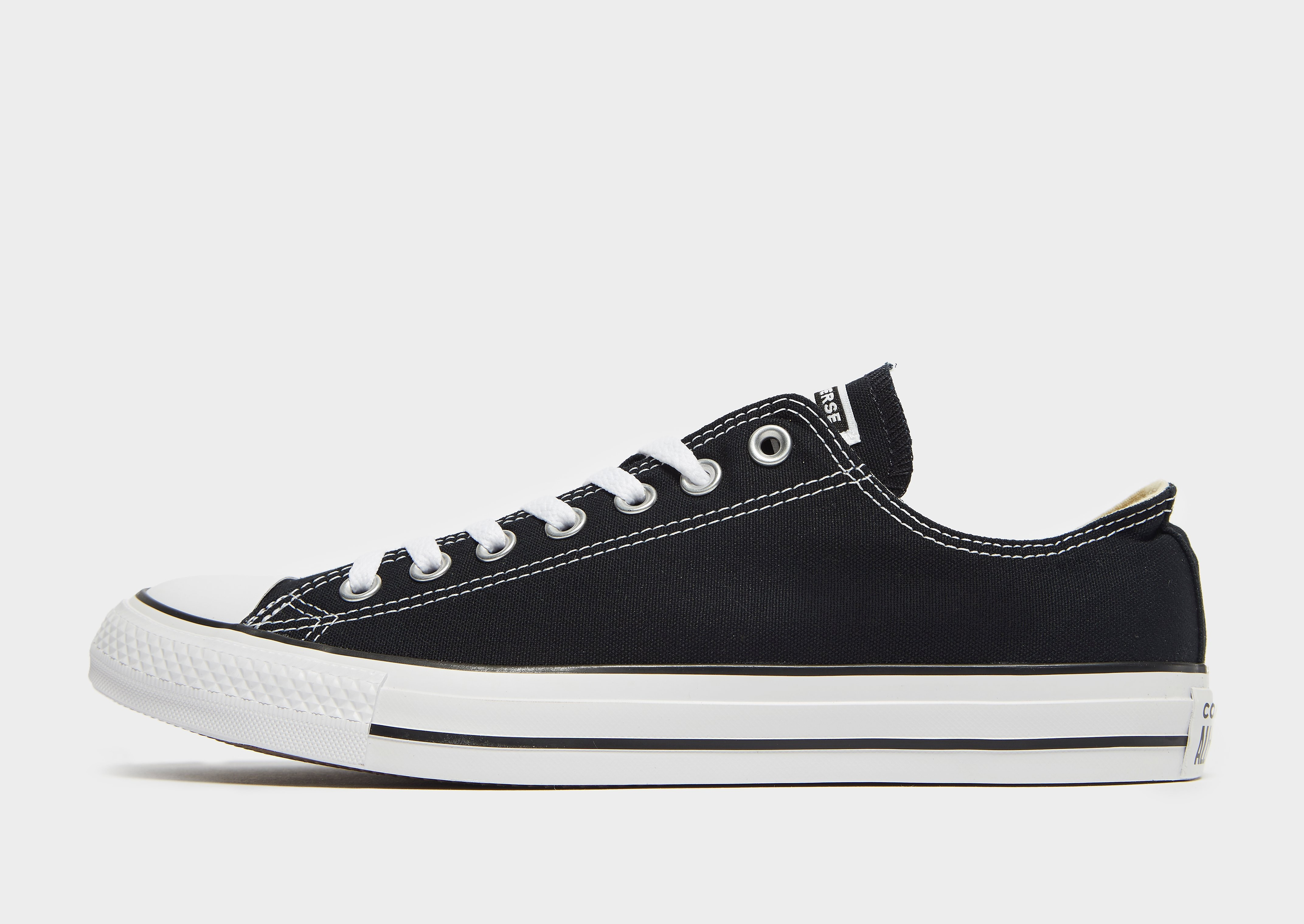 Converse All Star Ox Heren - Zwart - Heren