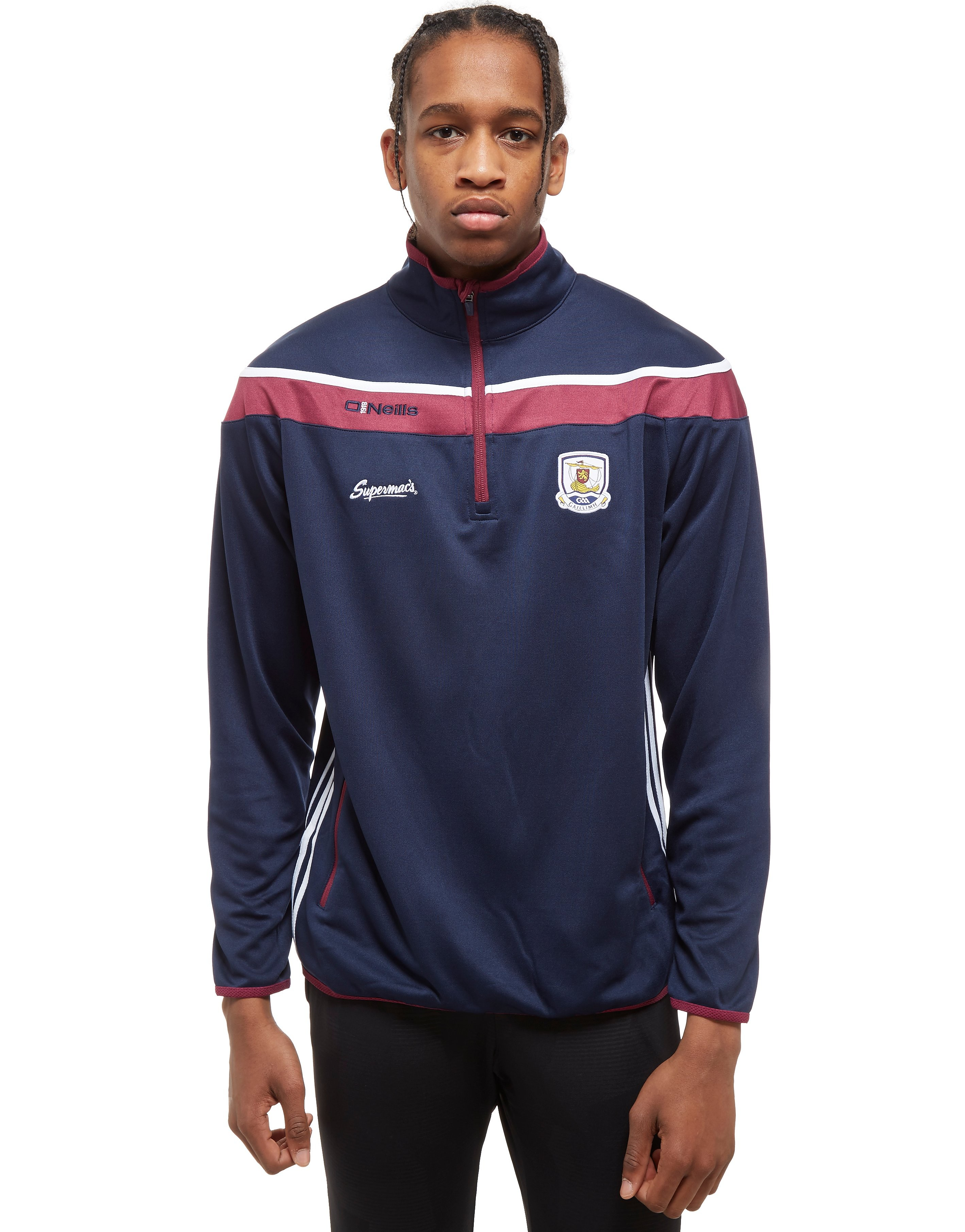O'Neills Galway 1/2 Zip Squad Training Top