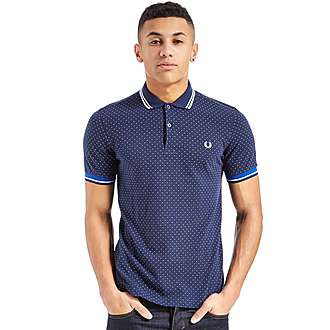Fred Perry Polka Dot Polo Shirt