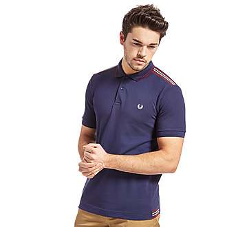 Fred Perry Bomber Shoulder Polo Shirt
