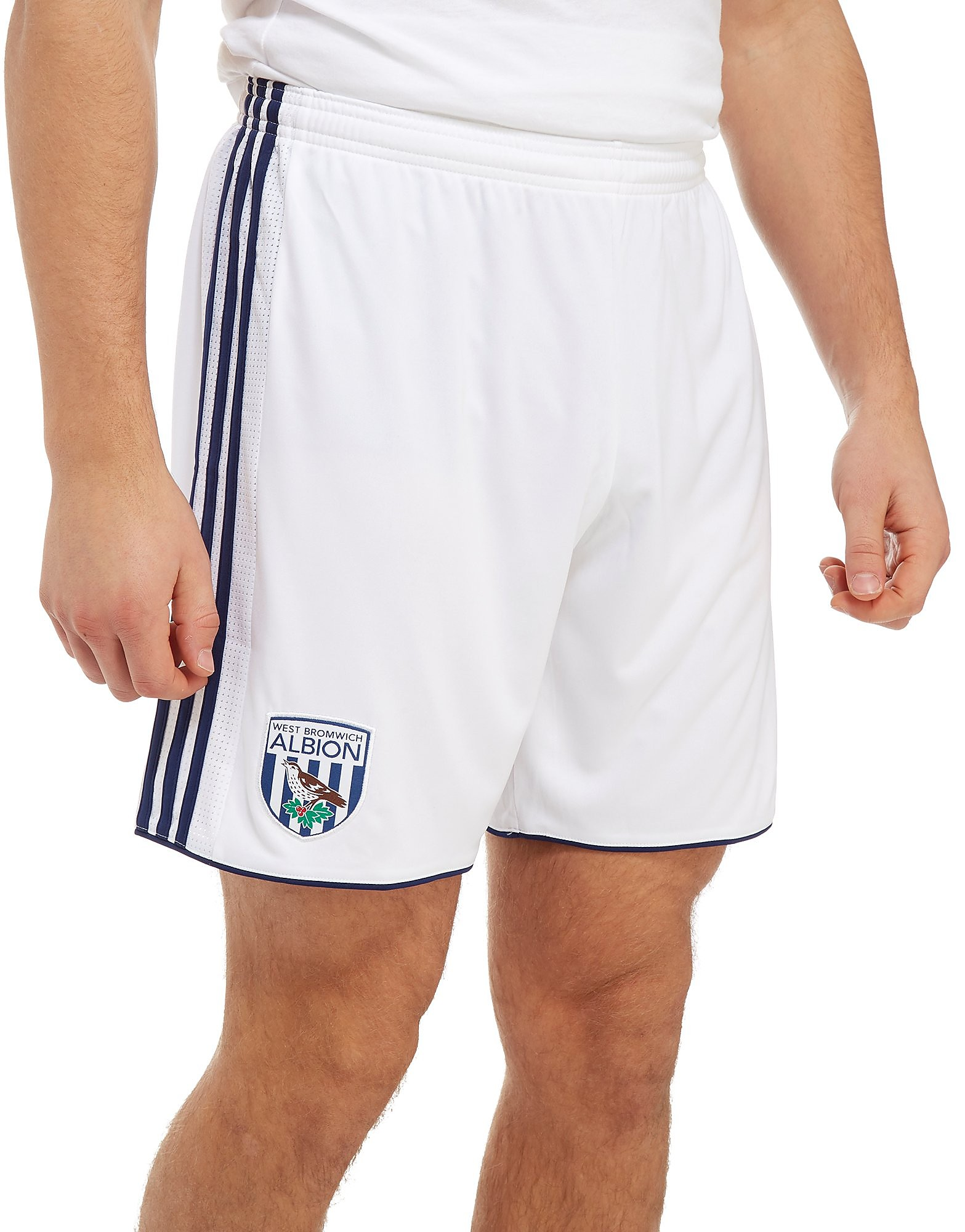 adidas West Brom Albion Home 2017/18 Shorts