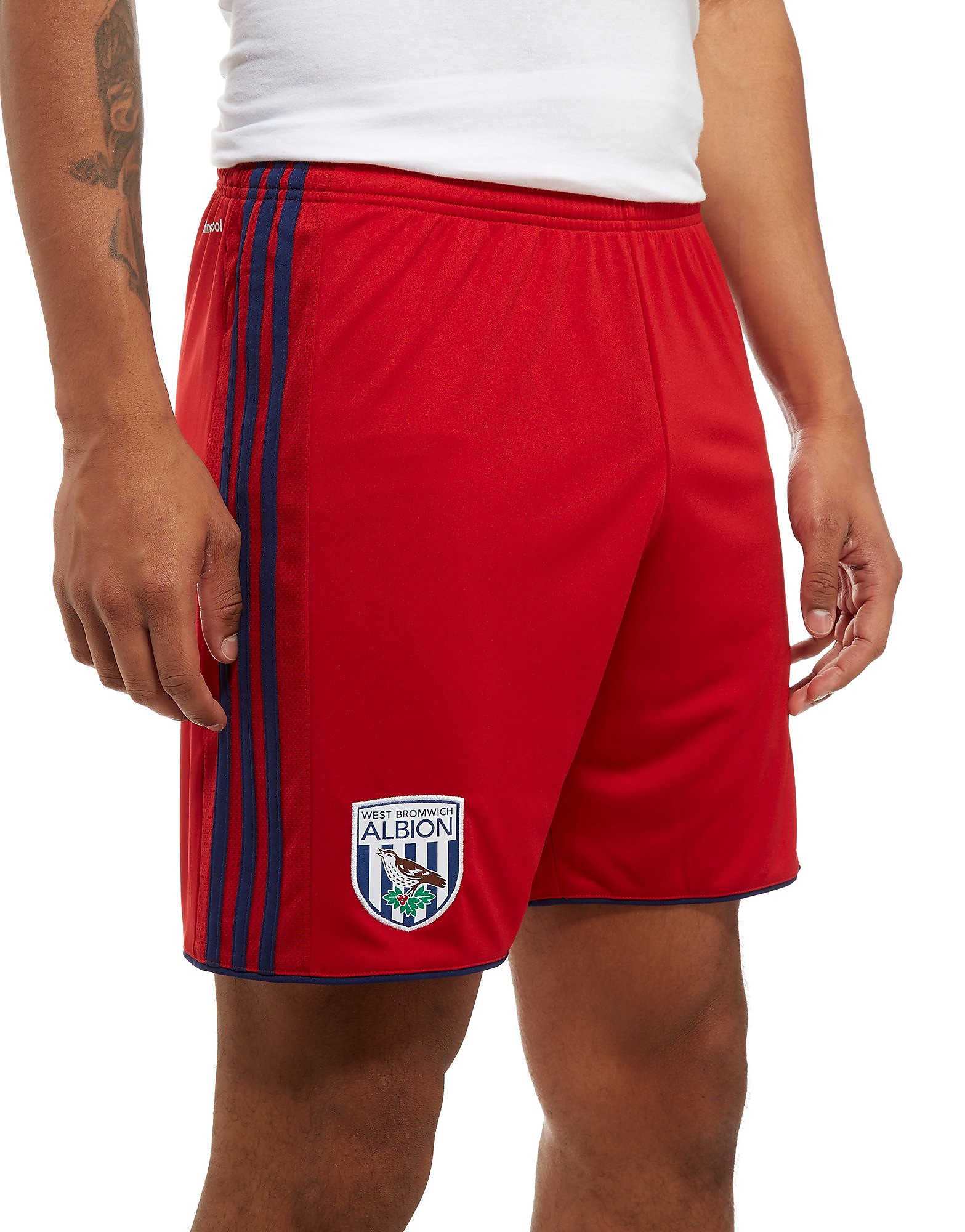 adidas West Bromwich Albion 2017/18 Away Shorts