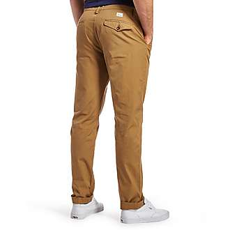 Fred Perry Cotton Canvas Chinos