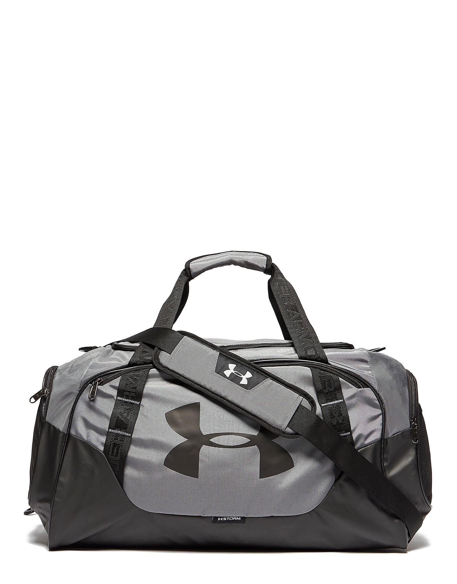 Under Armour Undeniable Medium Duffle Bag Graphitschwarz