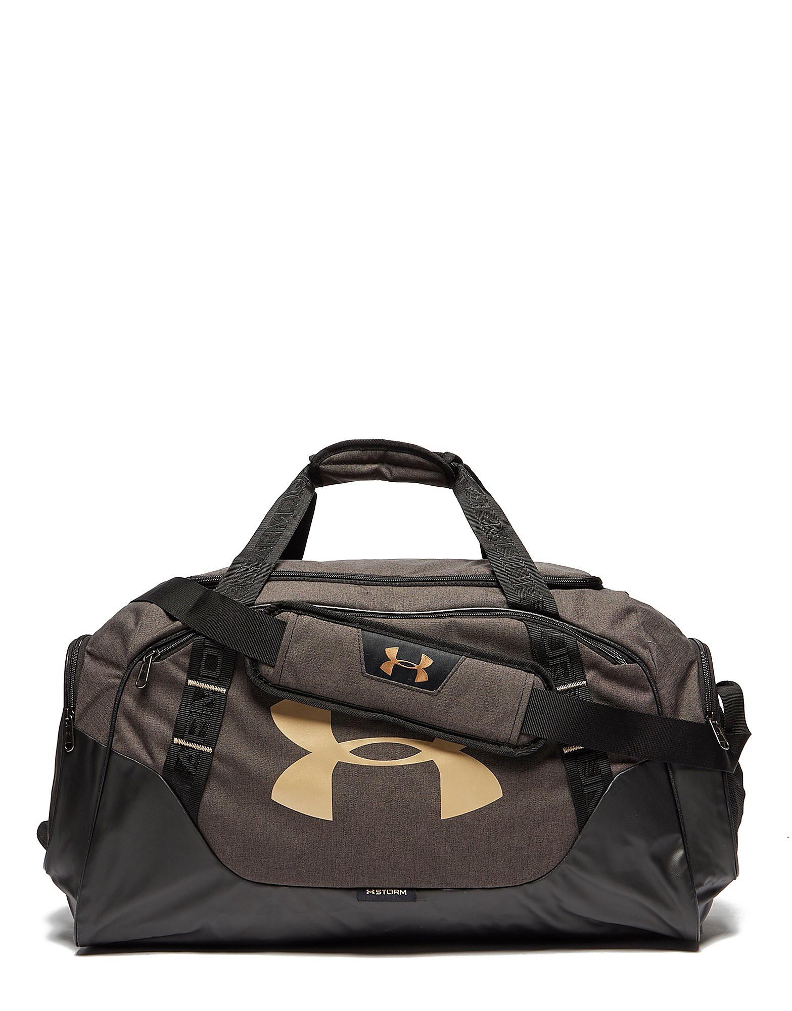 Under Armour Undeniable Medium Duffle Bag Braun Gold/Schwarz