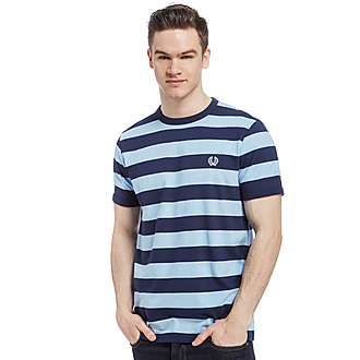 Fred Perry Striped Ringer T-Shirt