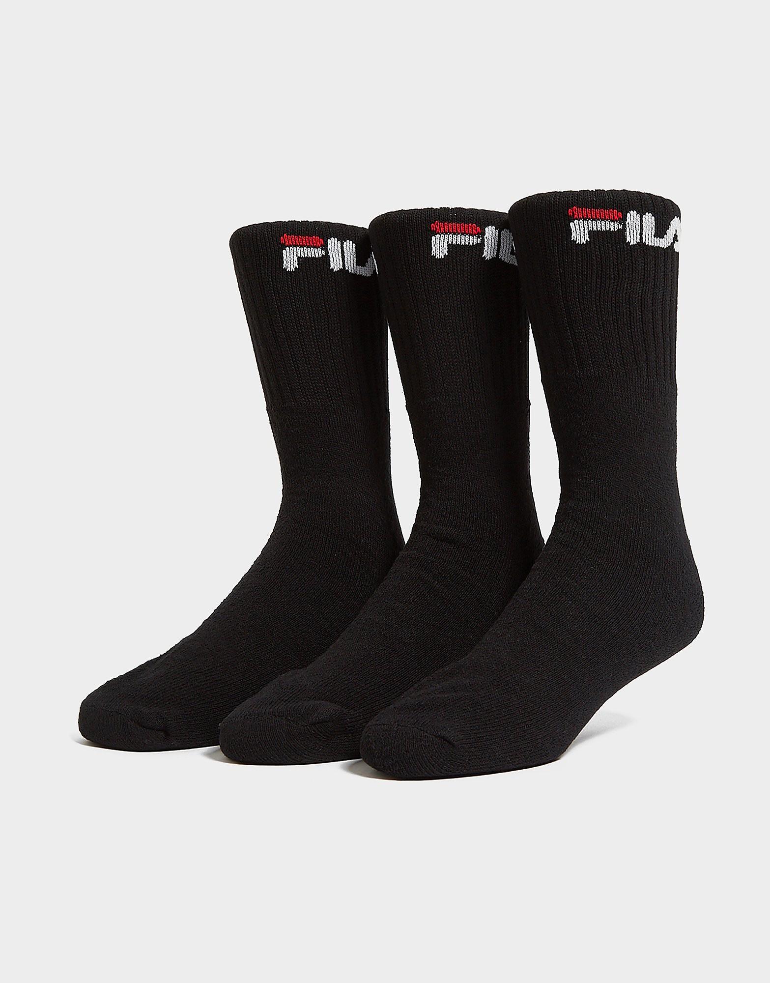 Fila pack de 3 calcetines Sport
