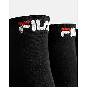 d36f2710f ... Fila 3-Pack Quarter Sport Socks