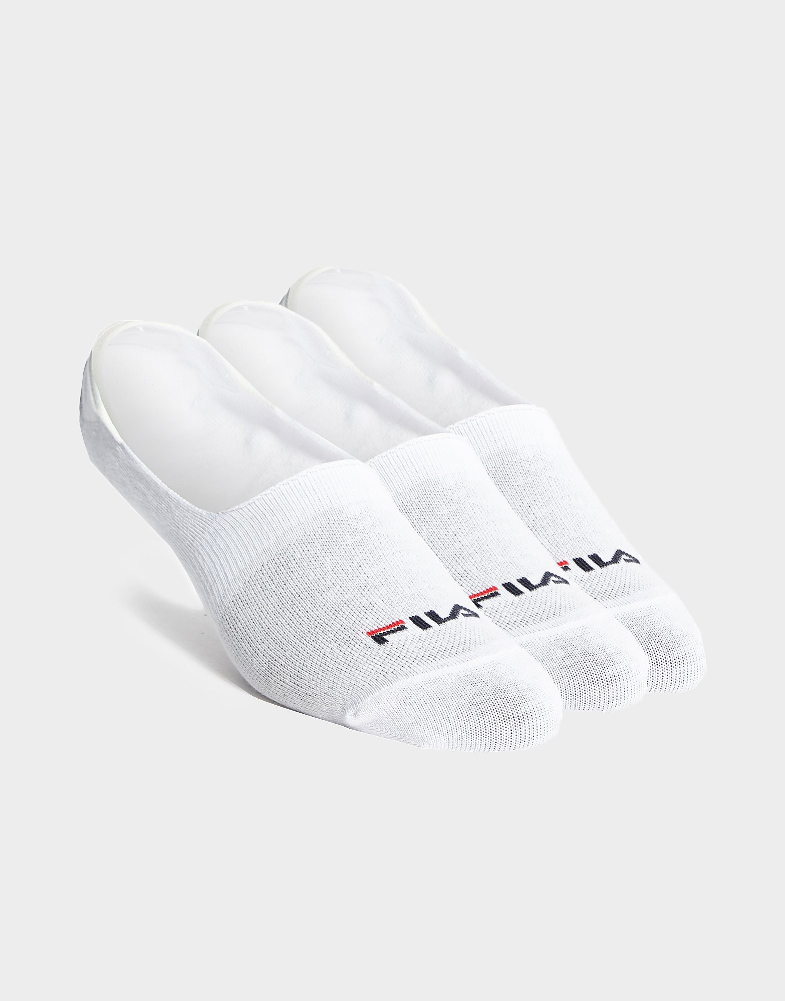 Fila Invisible Socks 3-Pack