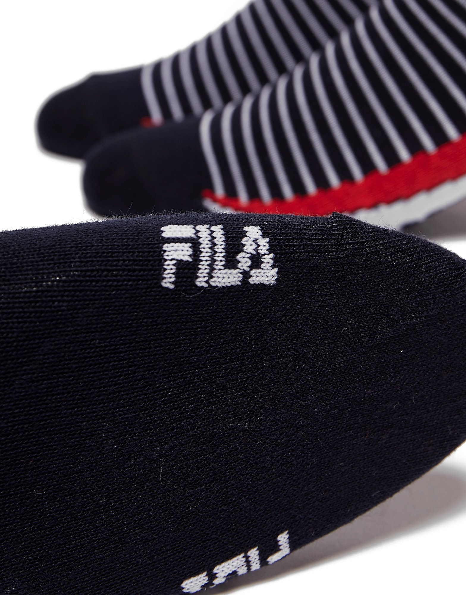 Fila 3-Pack Low Ped Socks