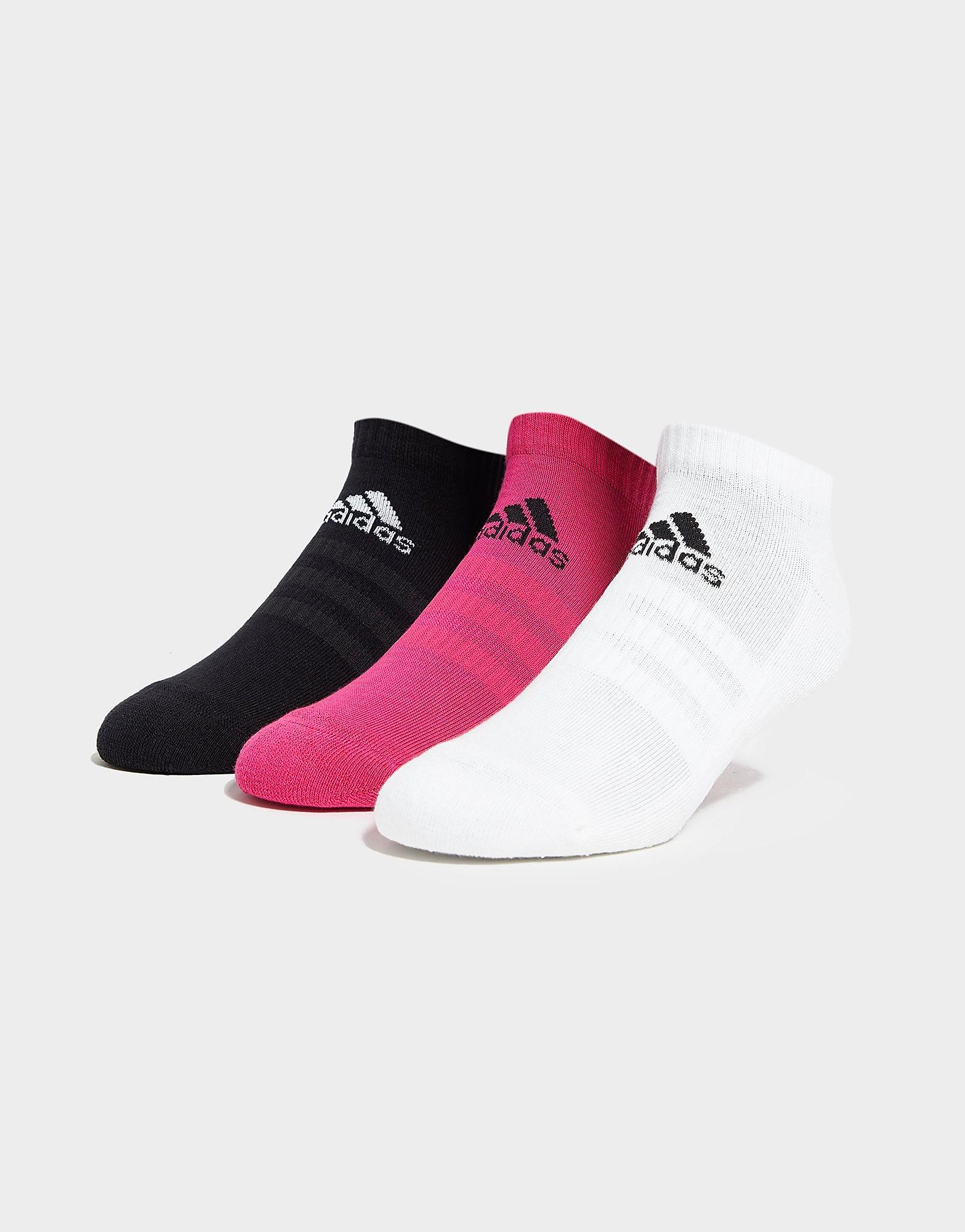 adidas 3 Pack Real Socks