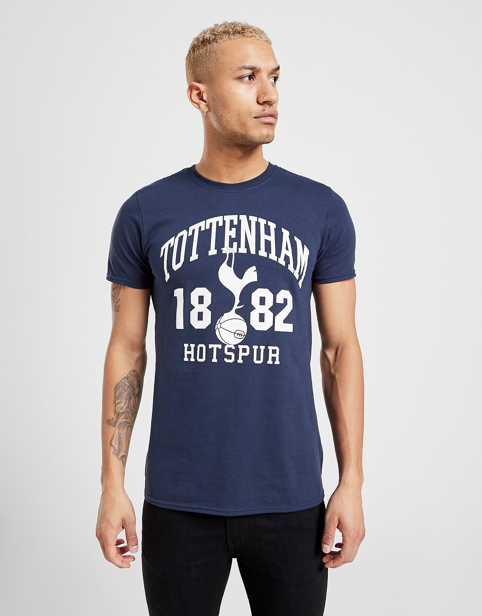 Official Team camiseta Tottenham Hotspur FC 1882