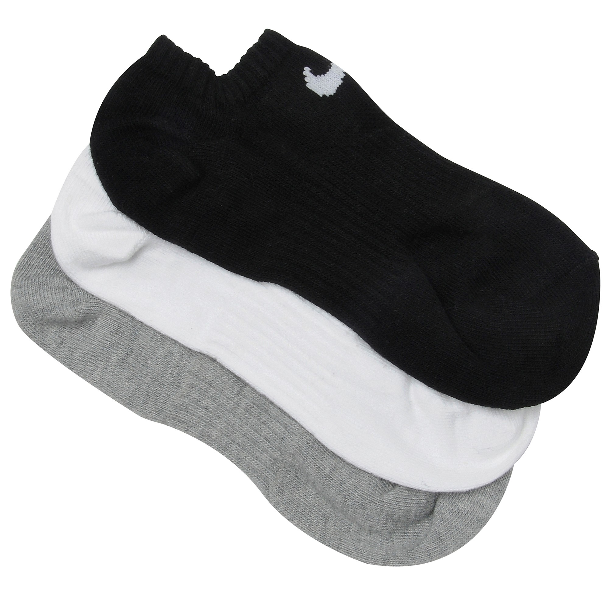 Nike 3-pack Low Ped-strumpor