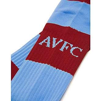 Macron Aston Villa FC Home 2015/16 Socks
