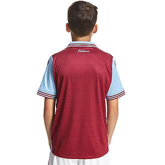 Macron Aston Villa FC Home 2015/16 Shirt Junior