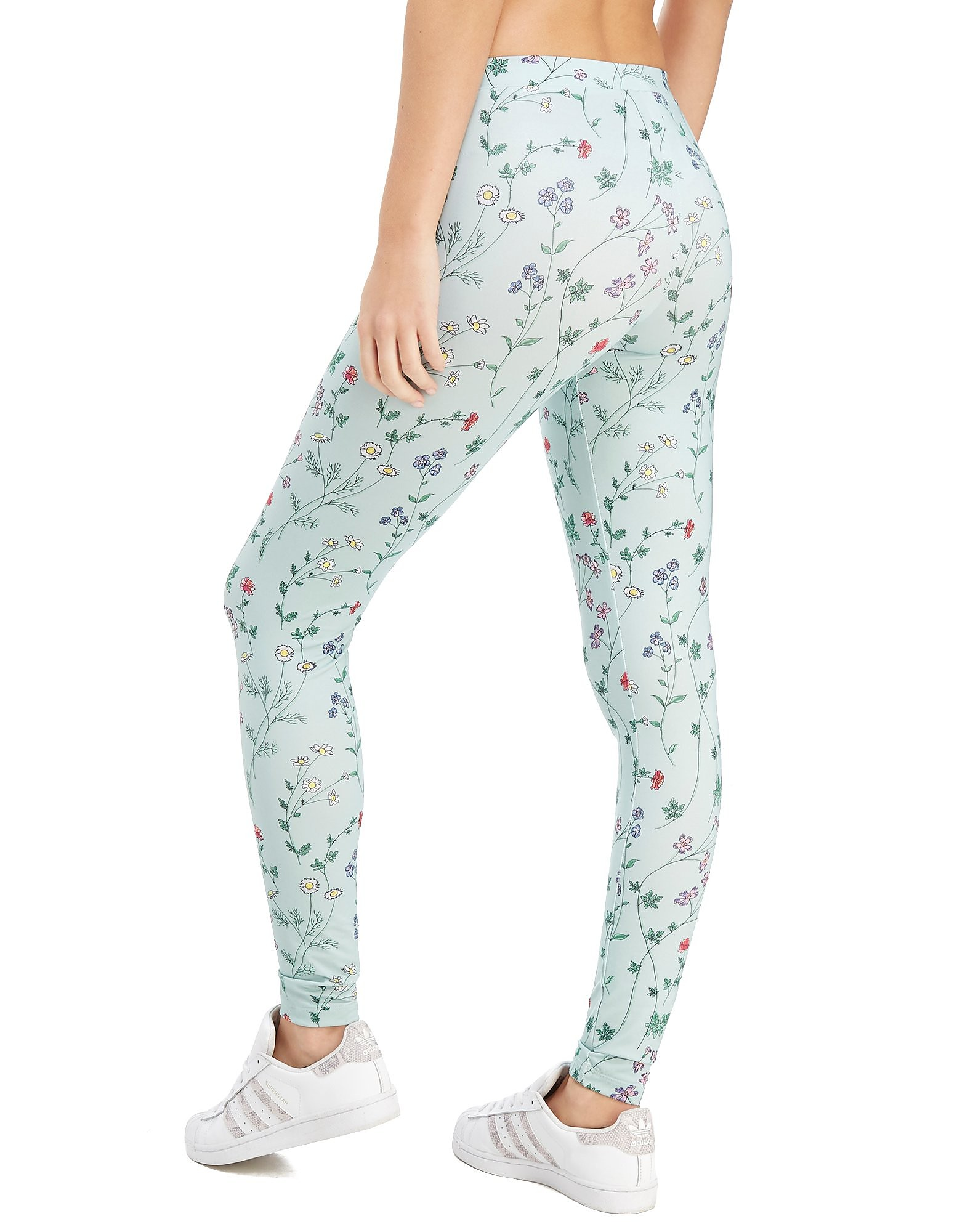 adidas Originals All Over Print Floral Leggings