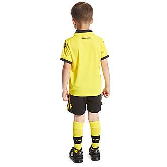 Macron Aston Villa FC Away 2015/16 Kit Children