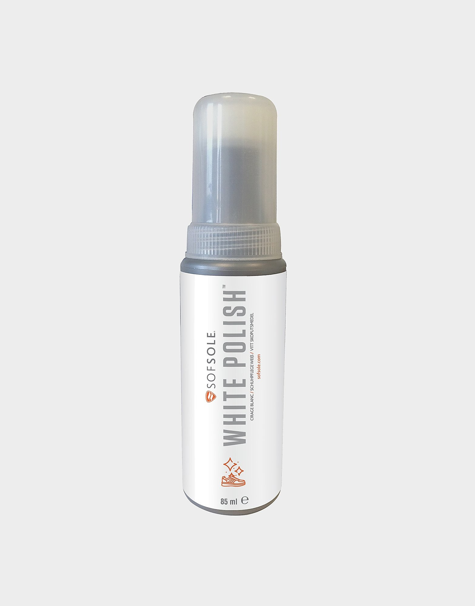 Sof Sole White Polish 90ml