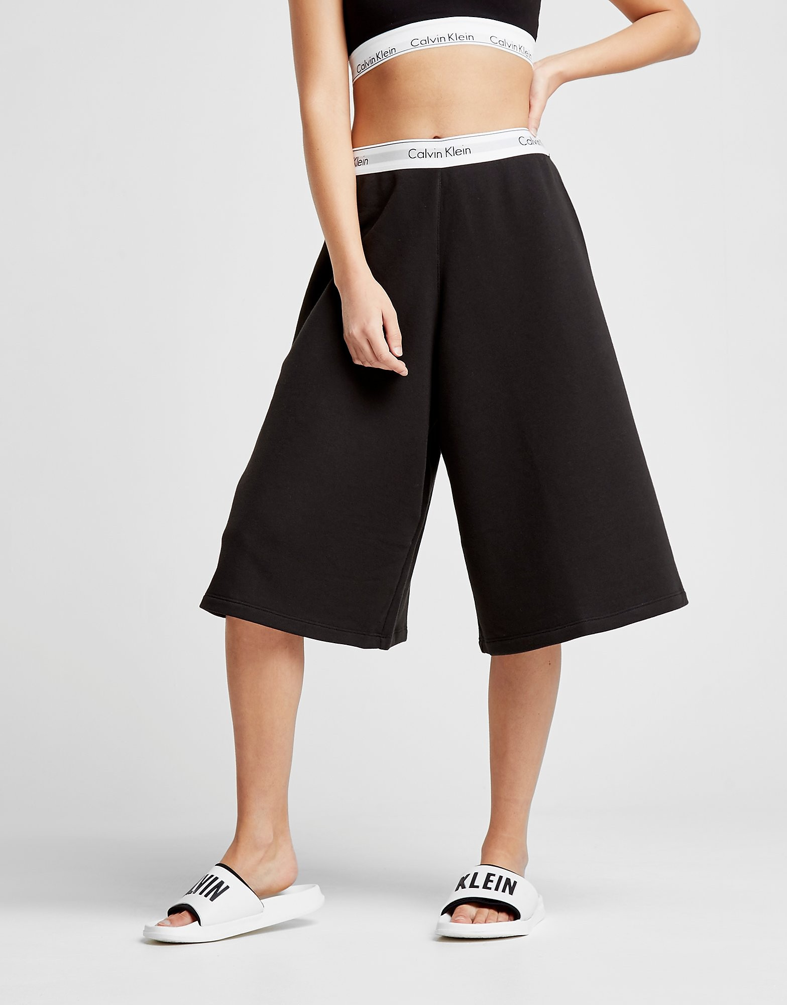 Calvin Klein Modern Cotton Culotte