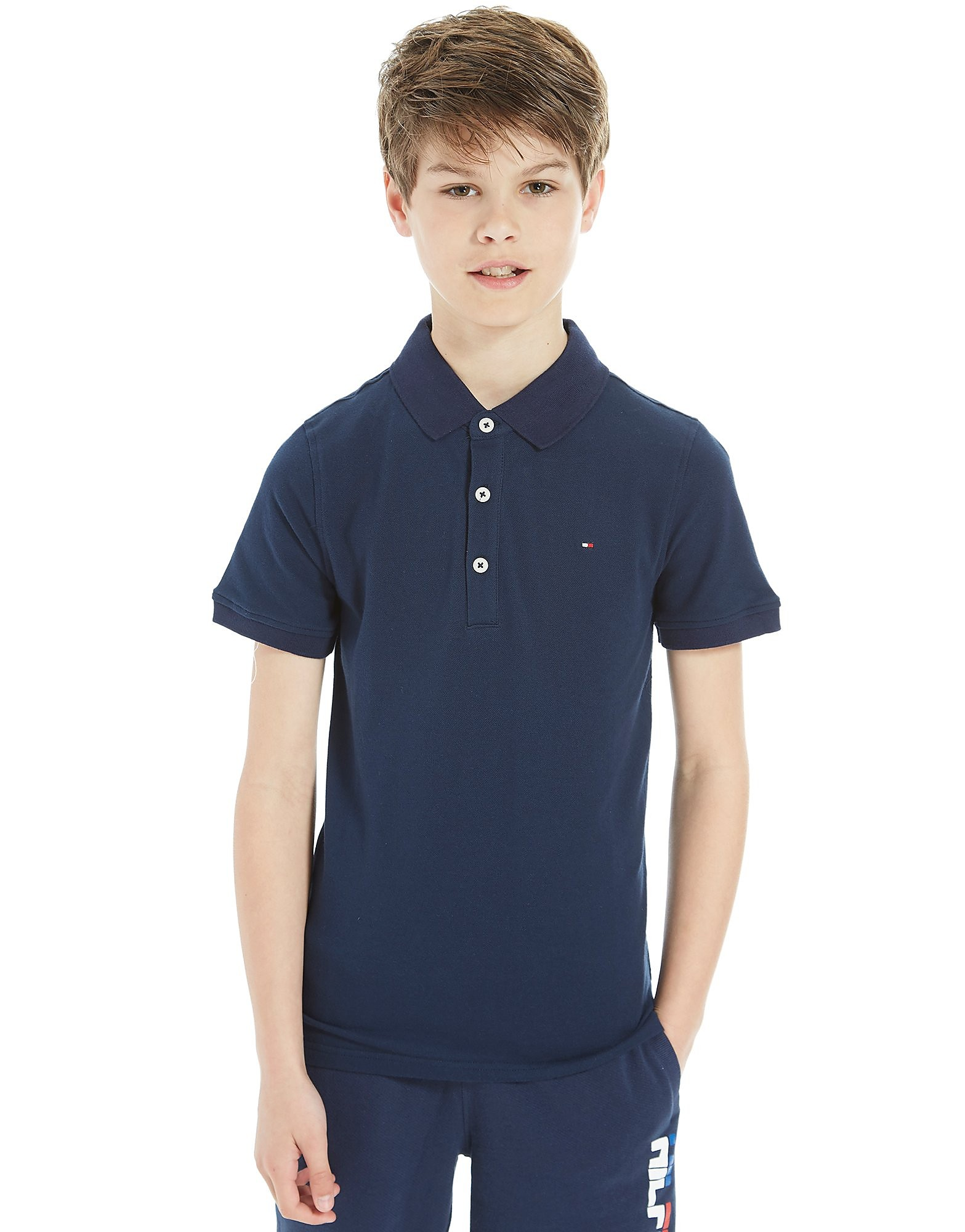 Tommy Hilfiger Small Logo Polo Shirt Junior