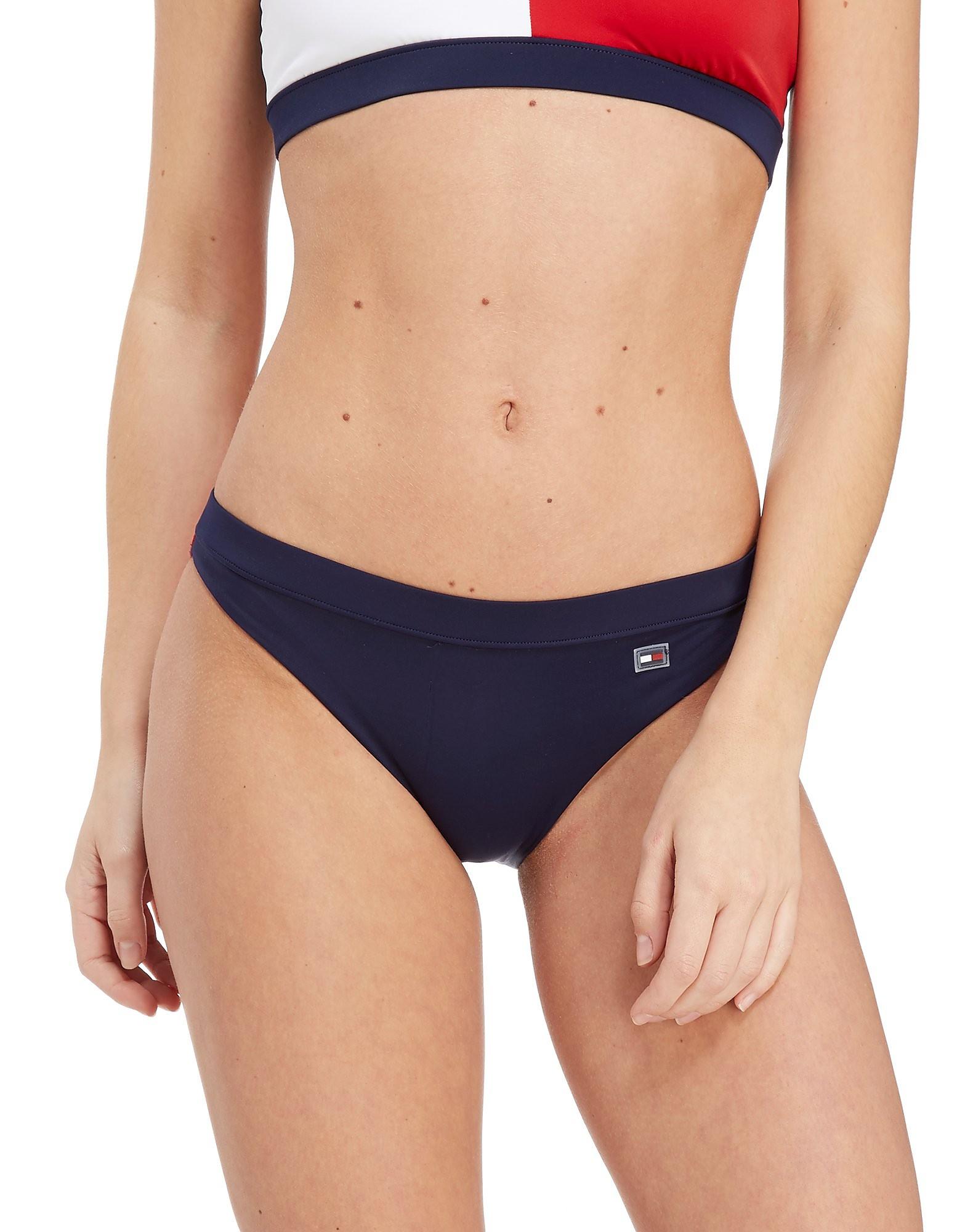 Tommy Hilfiger Flag Bikini Bottom