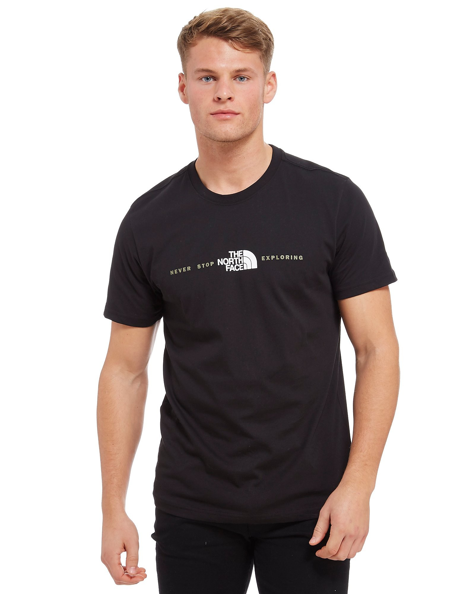 The North Face Central Logo T-Shirt