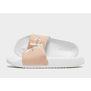 826f157218fb Calvin Klein Jeans Chantal Slides Women s ...