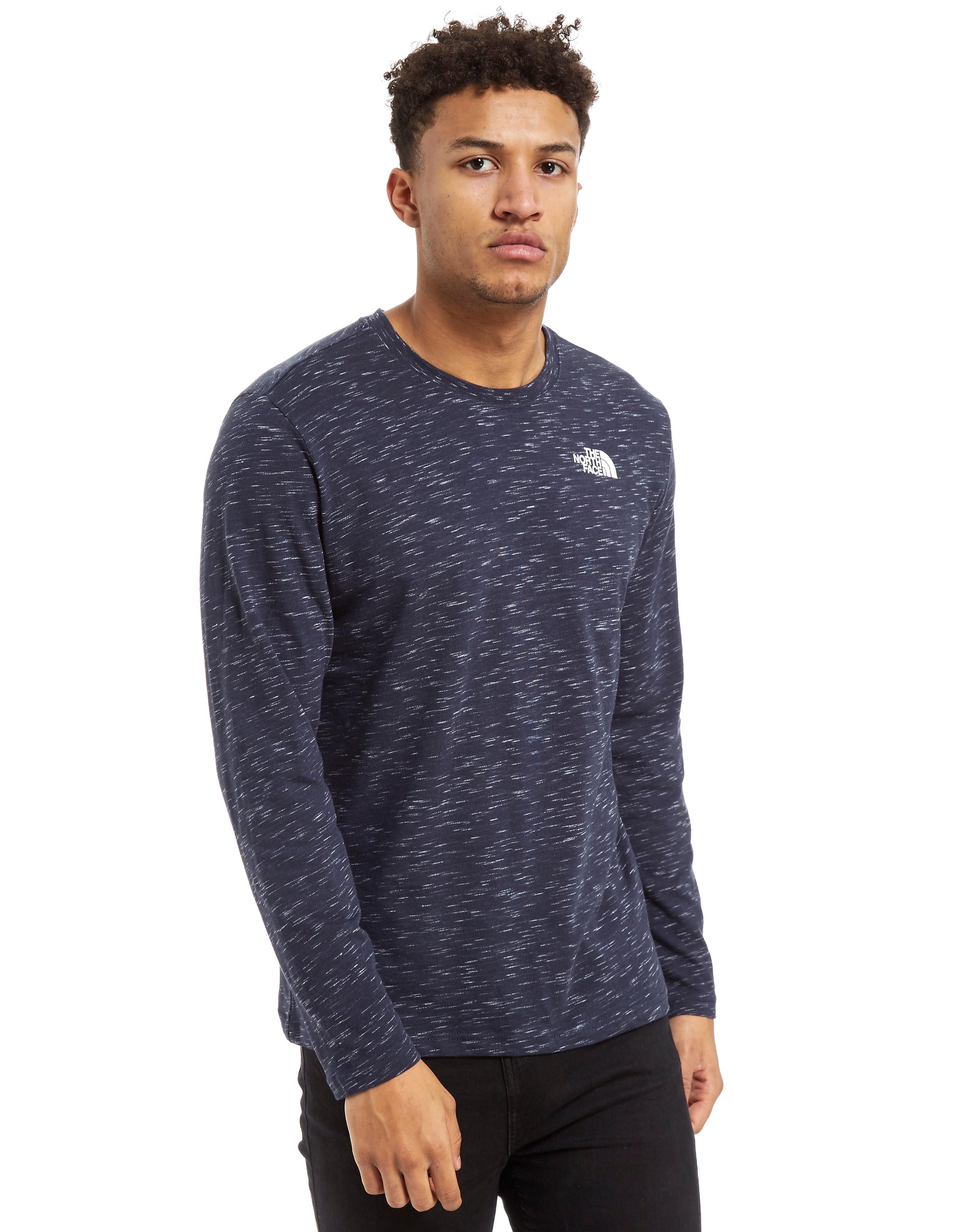 The North Face Long Sleeve Box T-Shirt