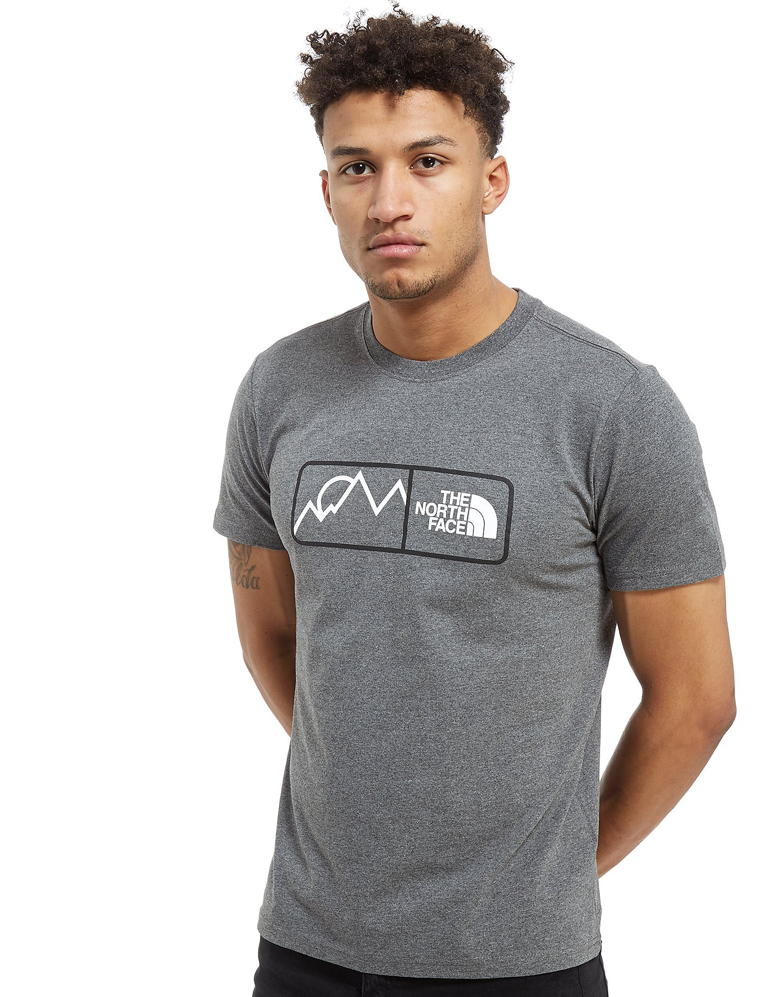 The North Face Mountain Ridge T-Shirt Homme