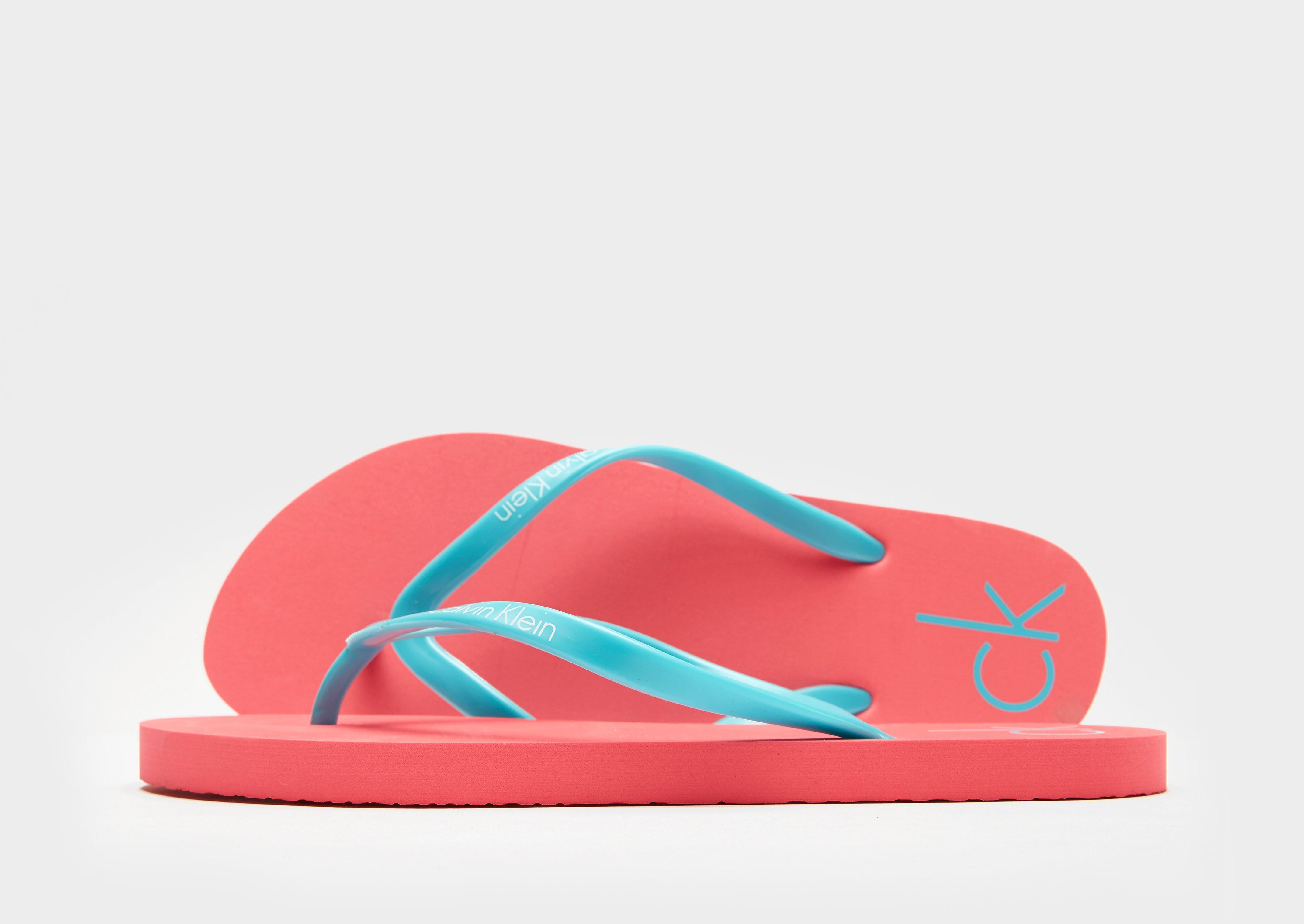 Calvin Klein Flip Flops Children