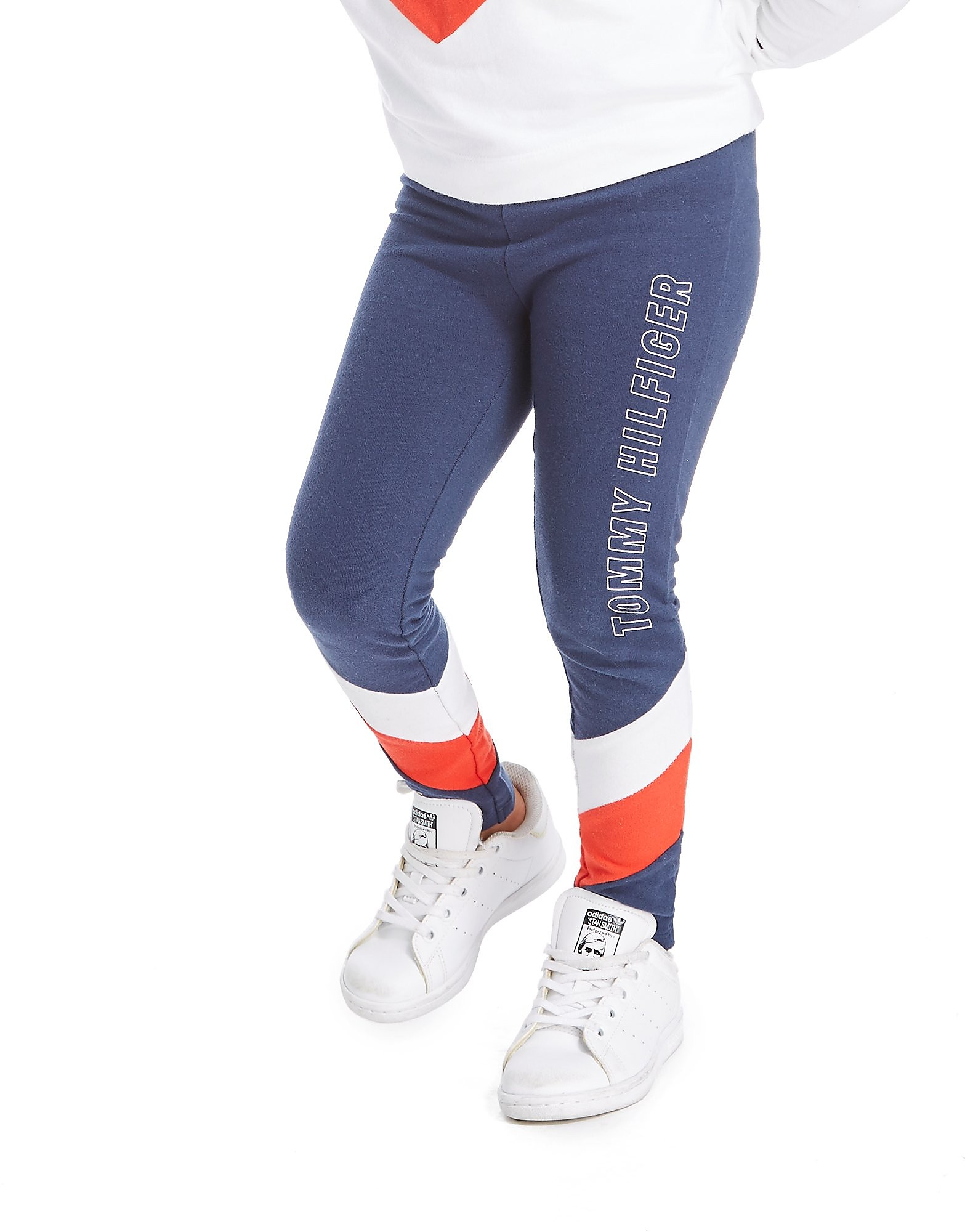 Tommy Hilfiger Girls' Colourblock Leggings Children