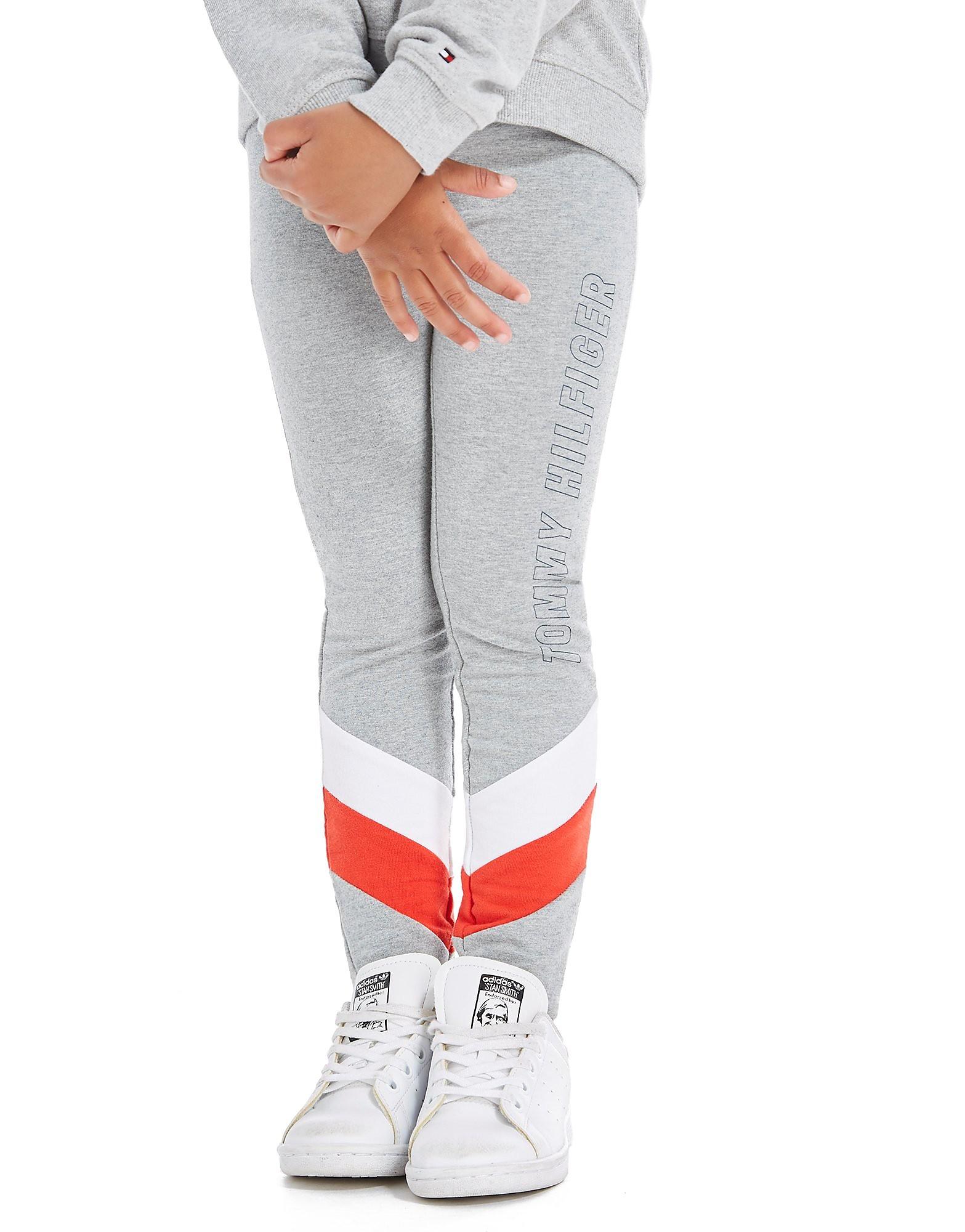 Tommy Hilfiger Girls' Colourblock Leggings Children