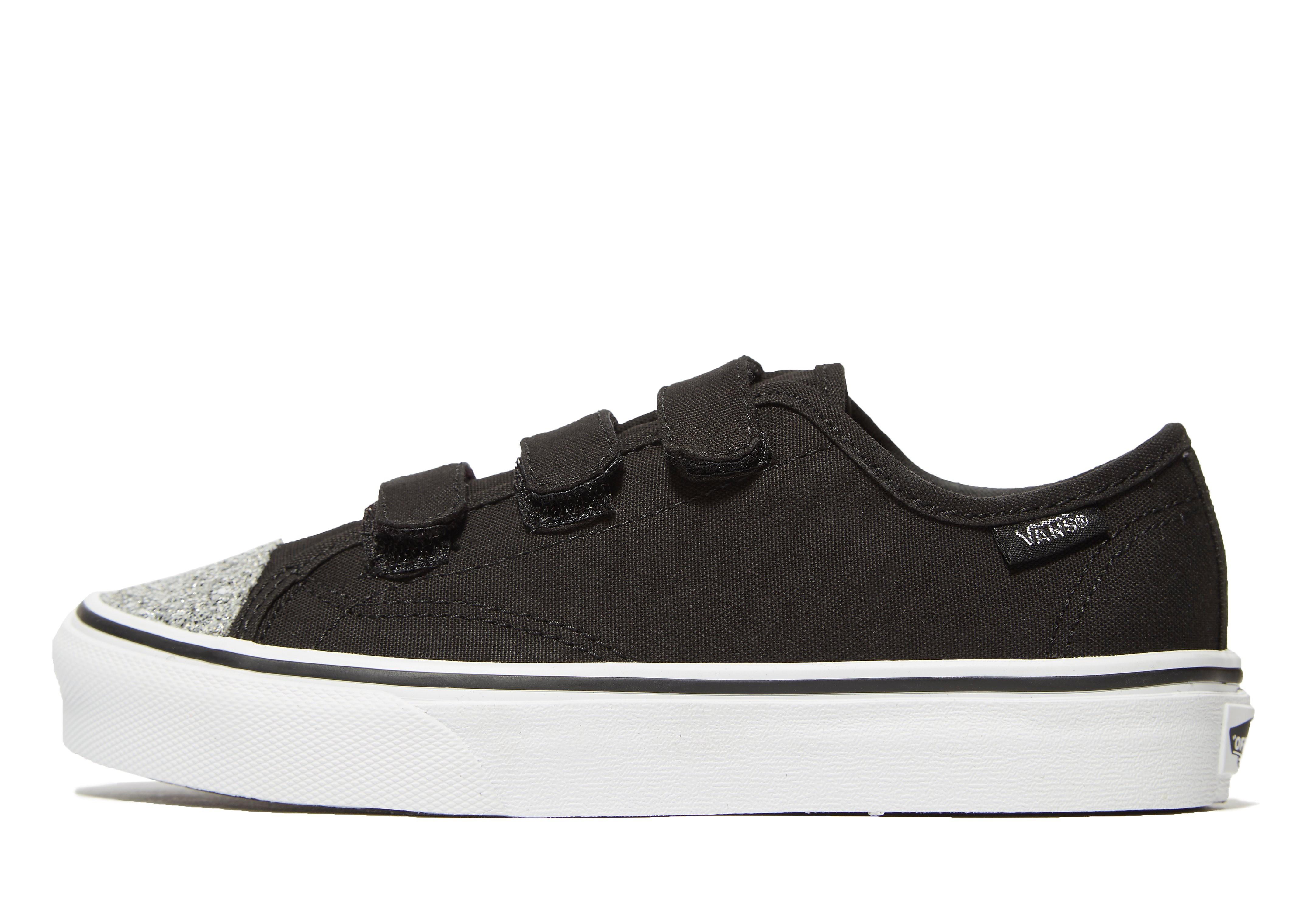 Vans Style 23 V Kinder Schwarz-Weiß/Grau