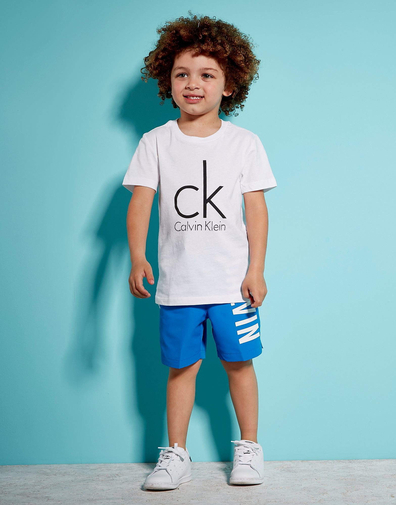 Calvin Klein 2 Pack T-Shirts Children