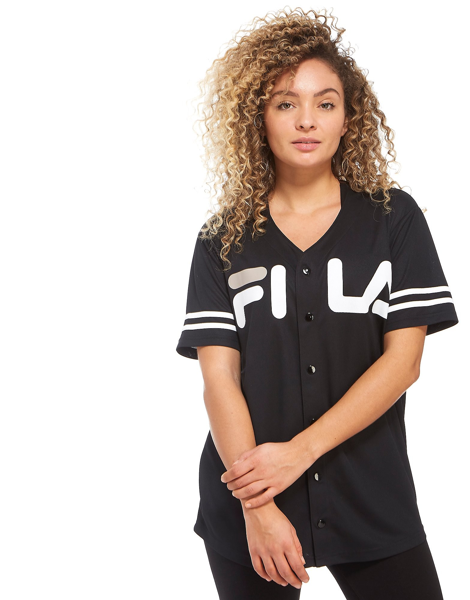 Fila Baseball Shirt