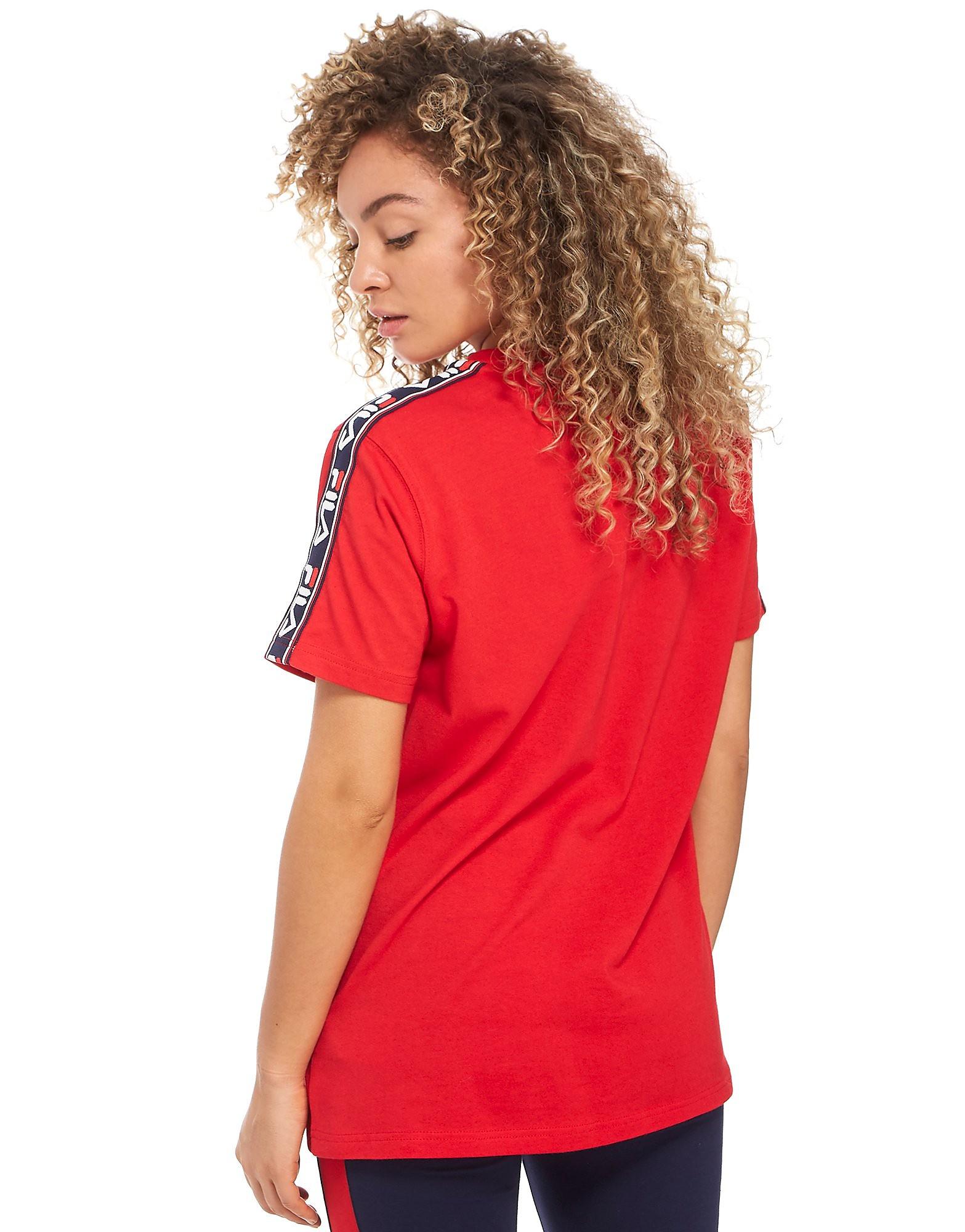 Fila Logo Tape T-Shirt