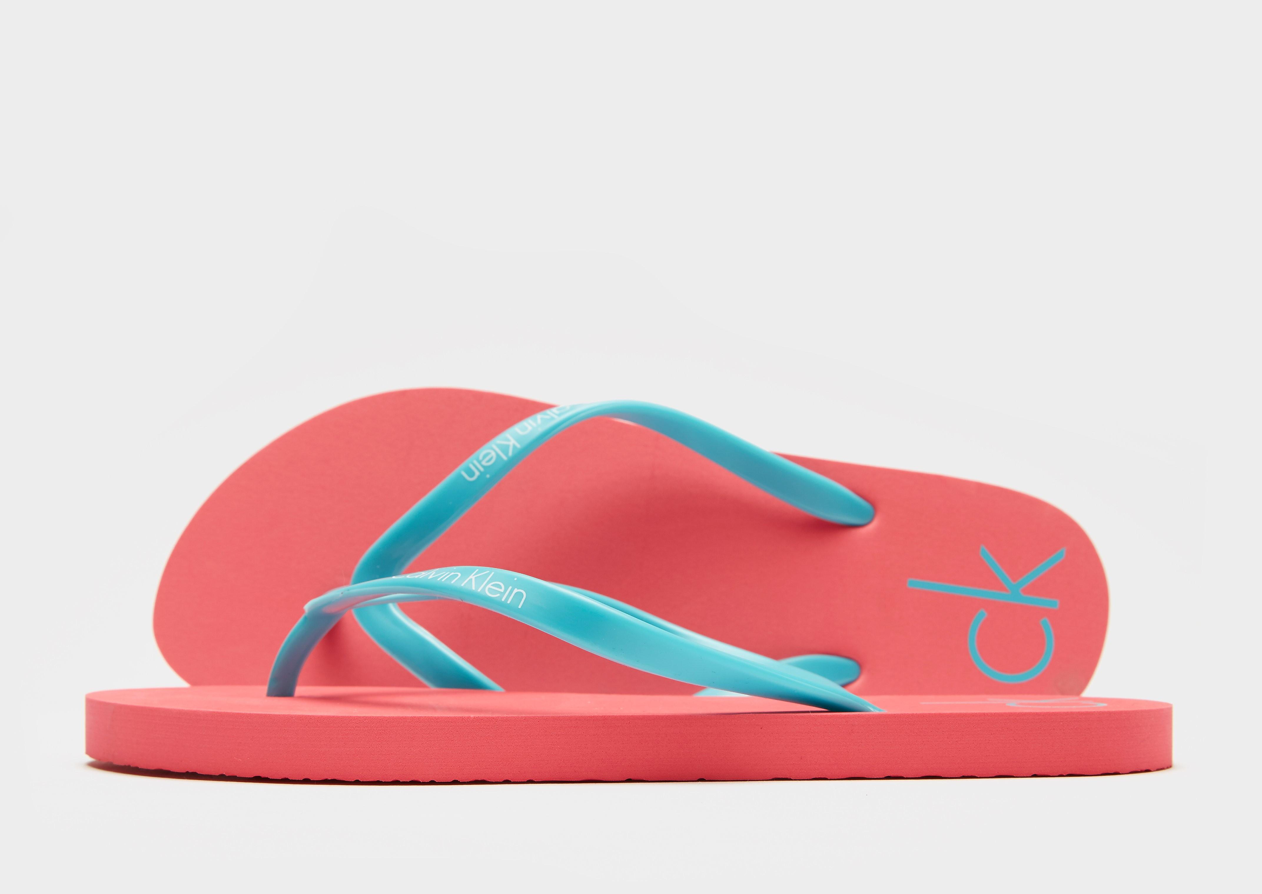 Calvin Klein Flip Flops Junior