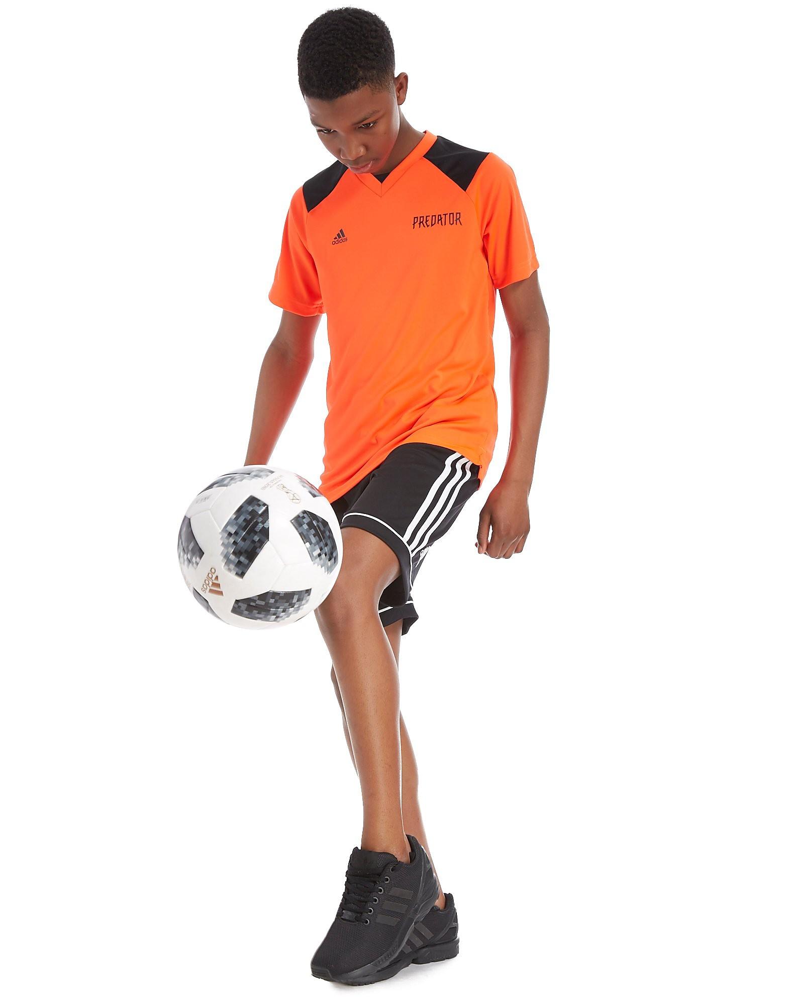 adidas Predator Poly T-Shirt Junior