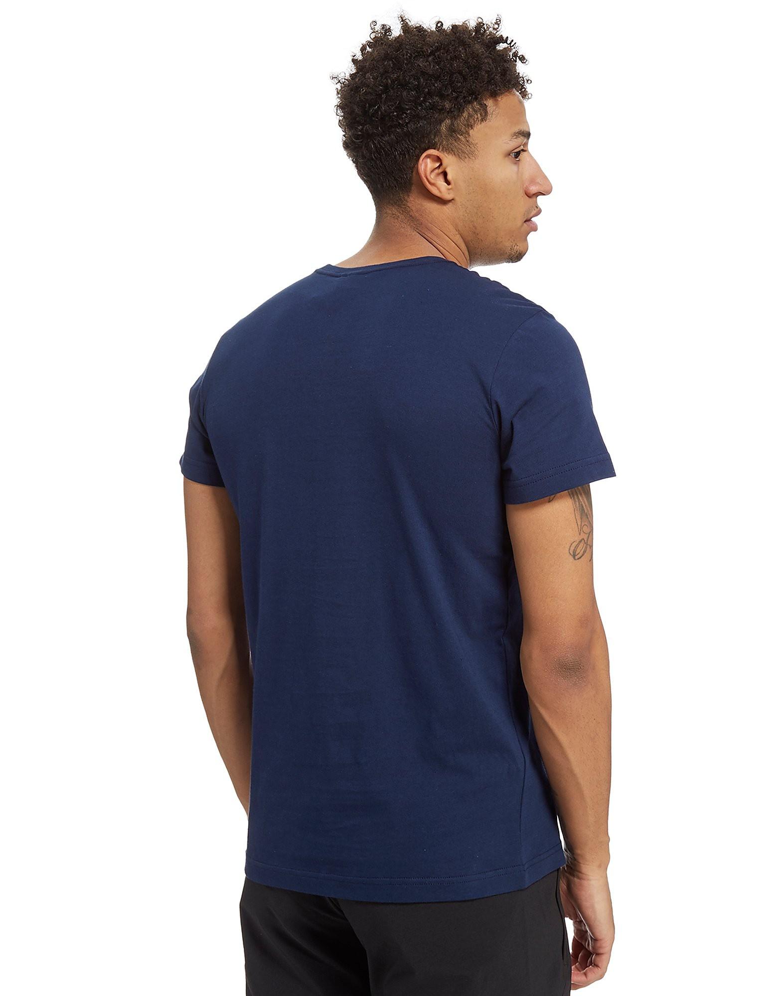 adidas 3-Stripes Box T-Shirt Heren