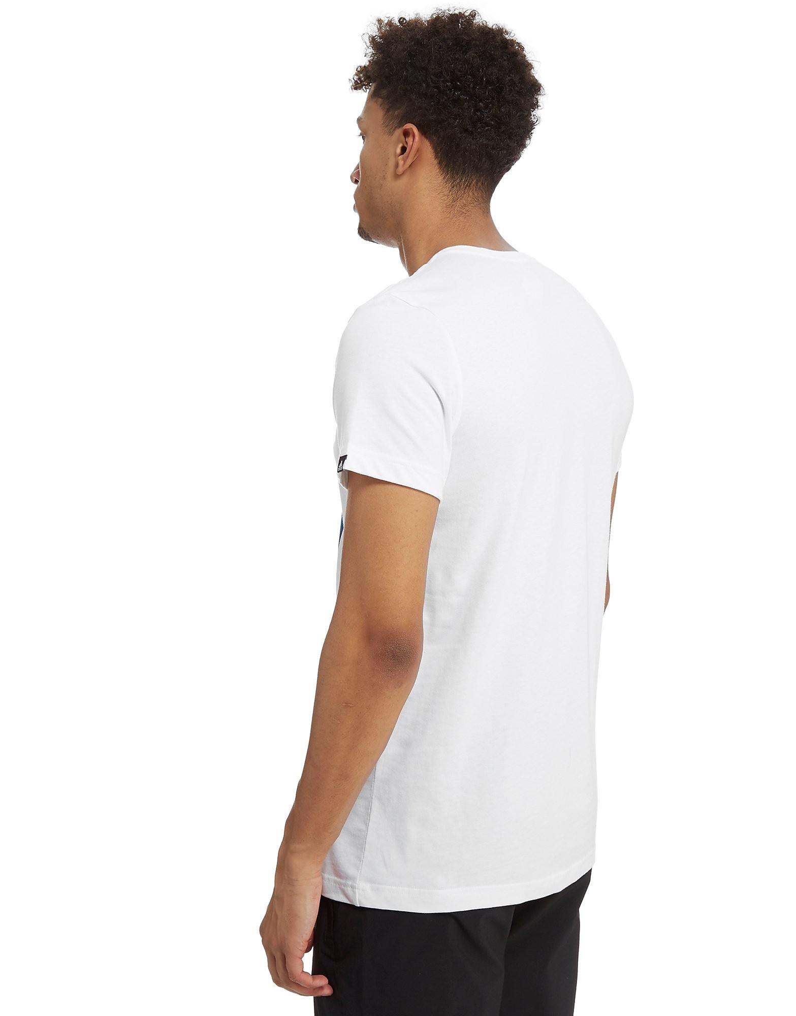 adidas Faded Box Logo T-Shirt