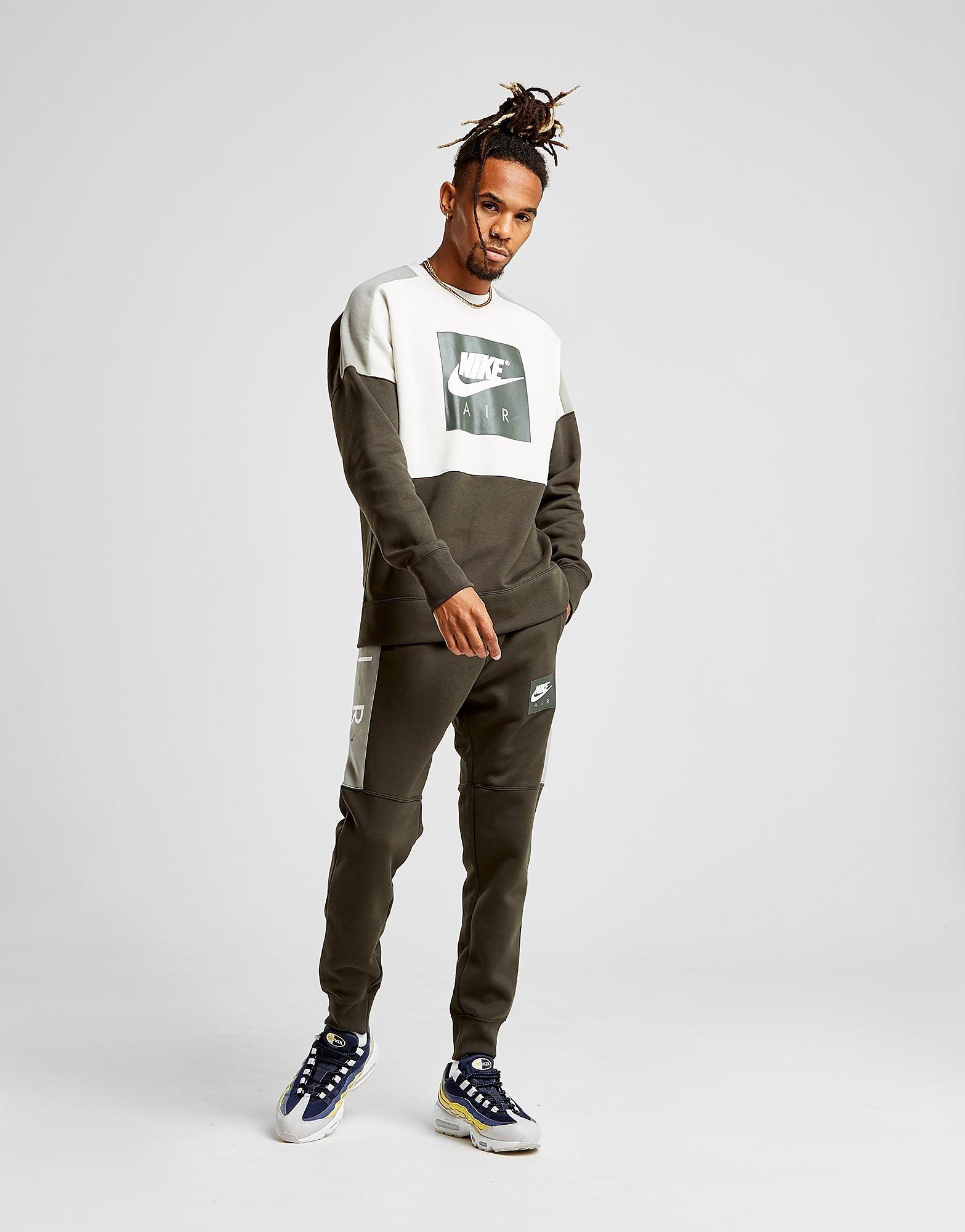 Nike Air Colourblock Sweatshirt