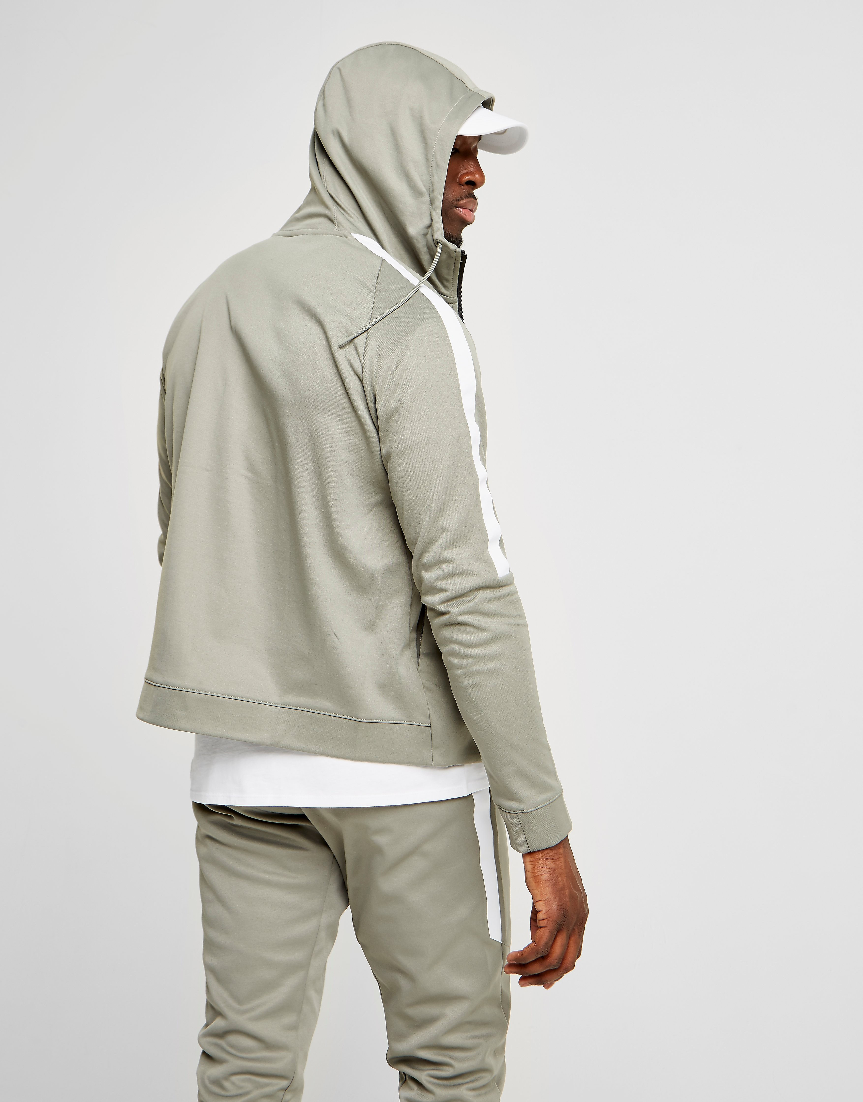 Nike Tribute Full Zip Hoodie Heren