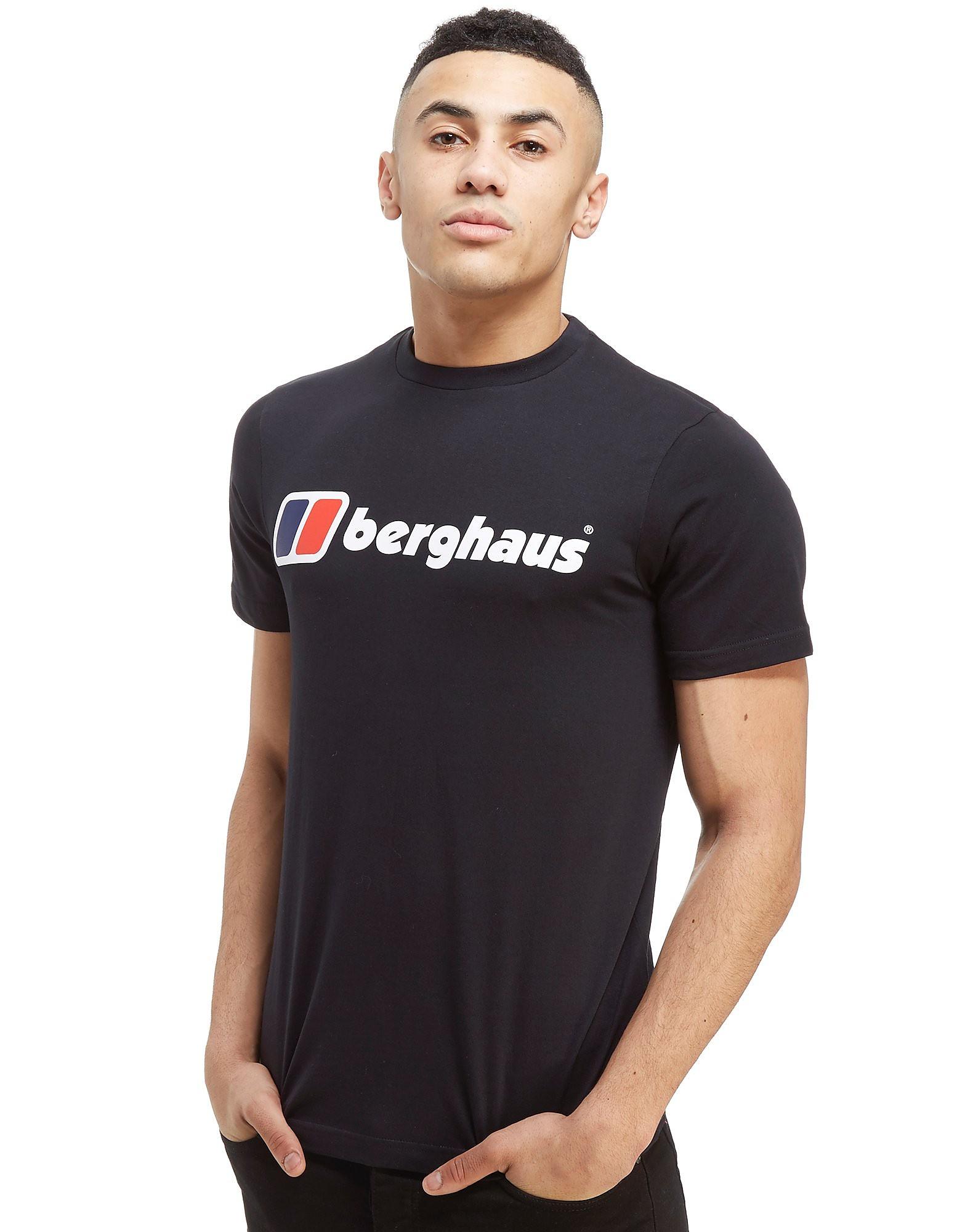 Berghaus Large Front Logo T-Shirt