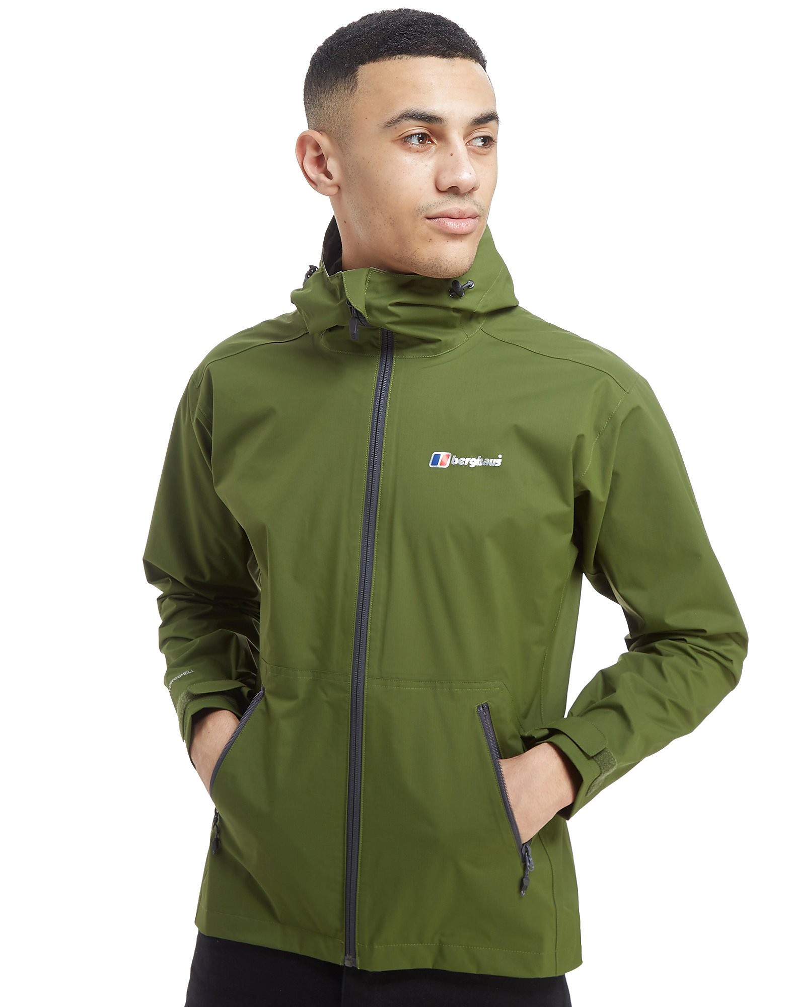 Berghaus Stormcloud Full Zip Jacket