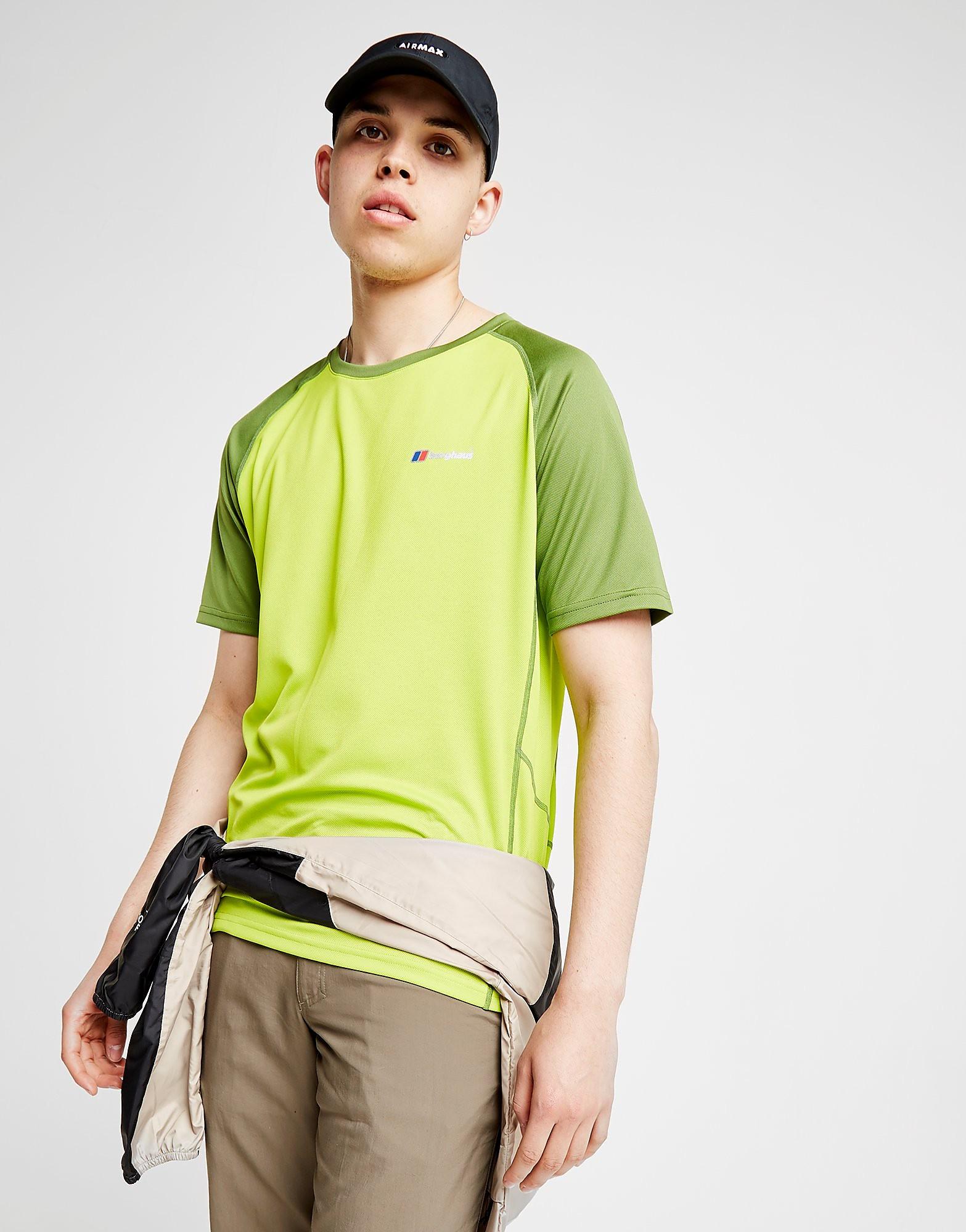 Berghaus Short Sleeve Poly Tech T-Shirt