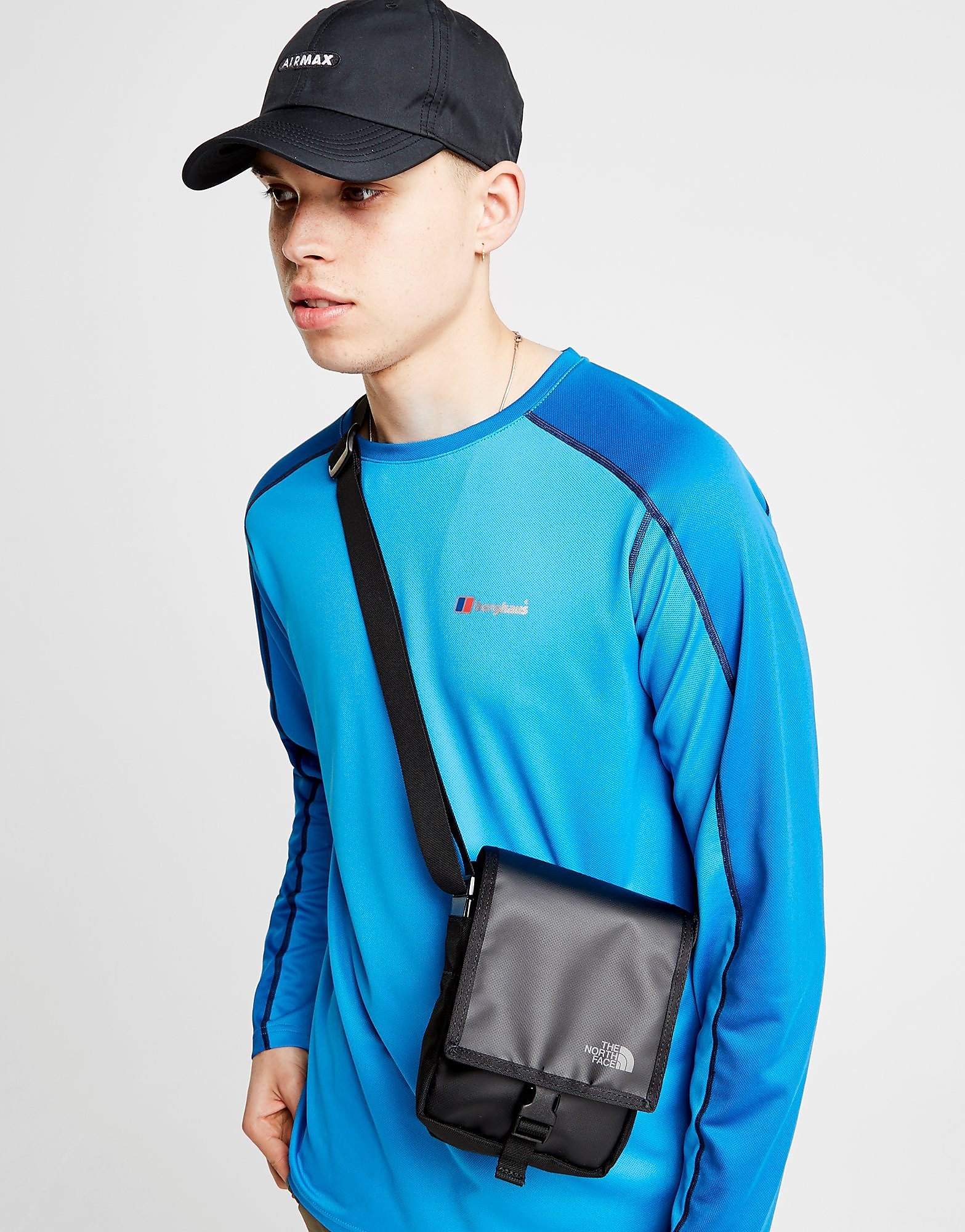 Berghaus Long Sleeve Poly Tech T-Shirt