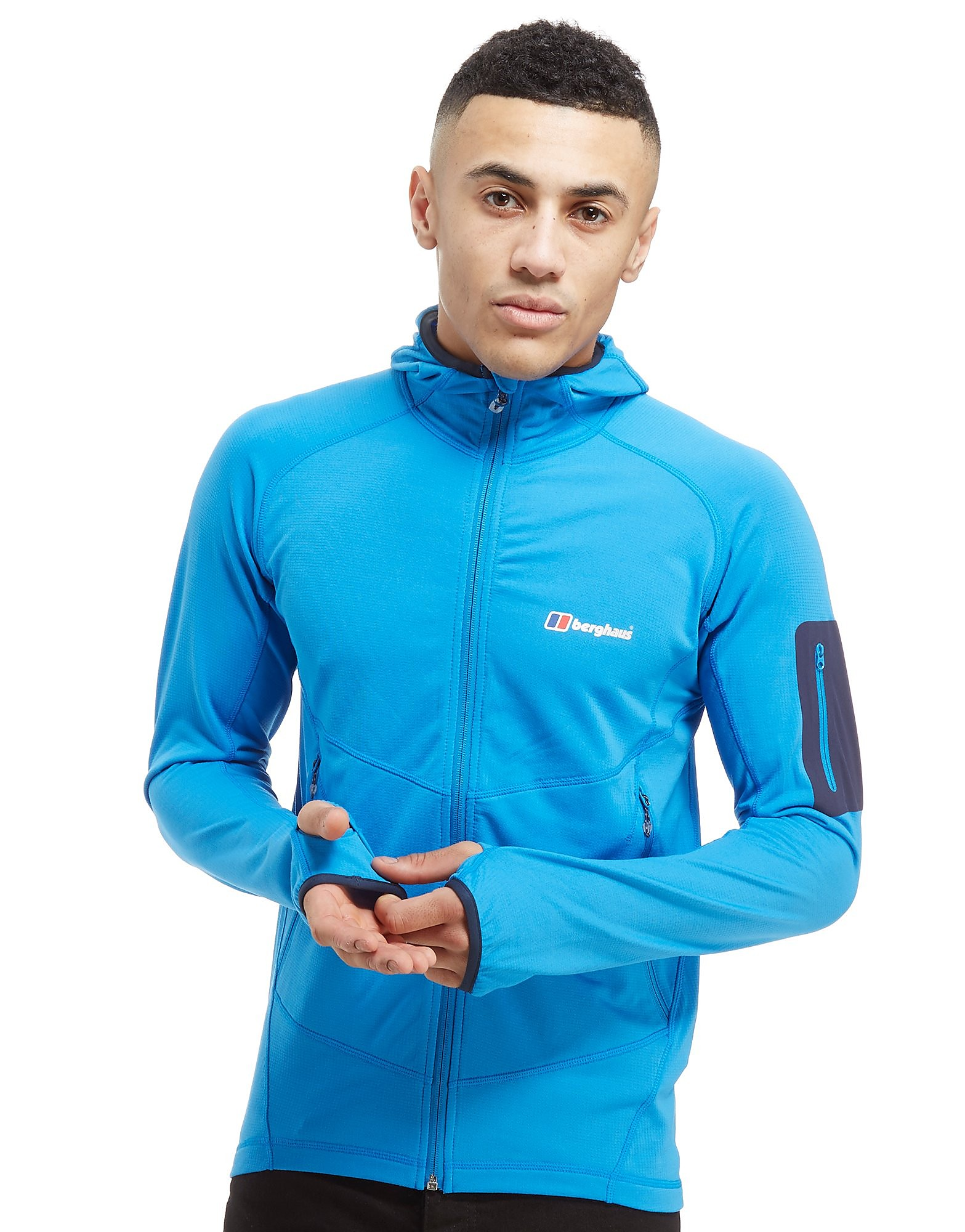 Berghaus Pravitale Lightweight Full Zip Jacket