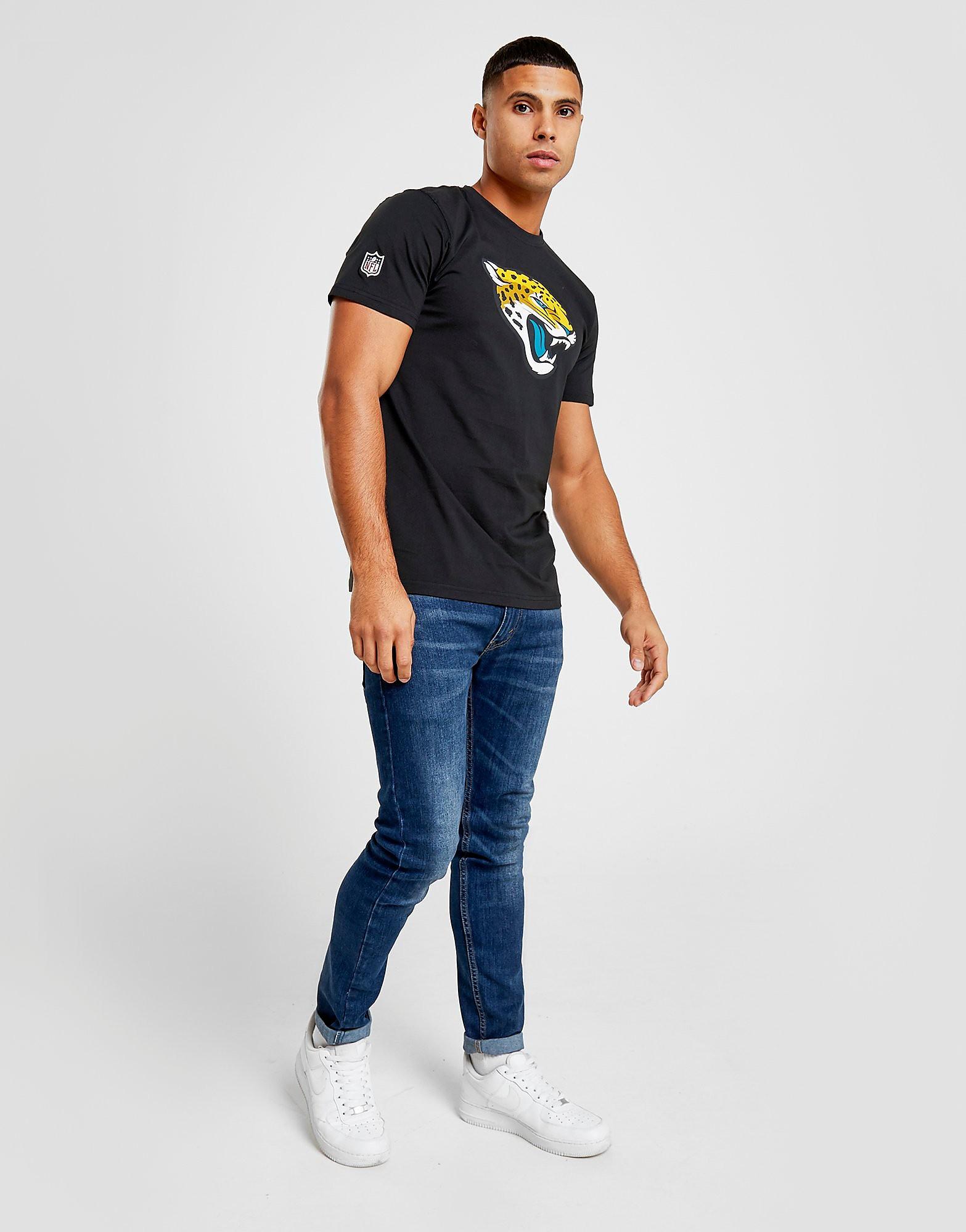 New Era Jacksonville Jaguars T-Shirt Heren