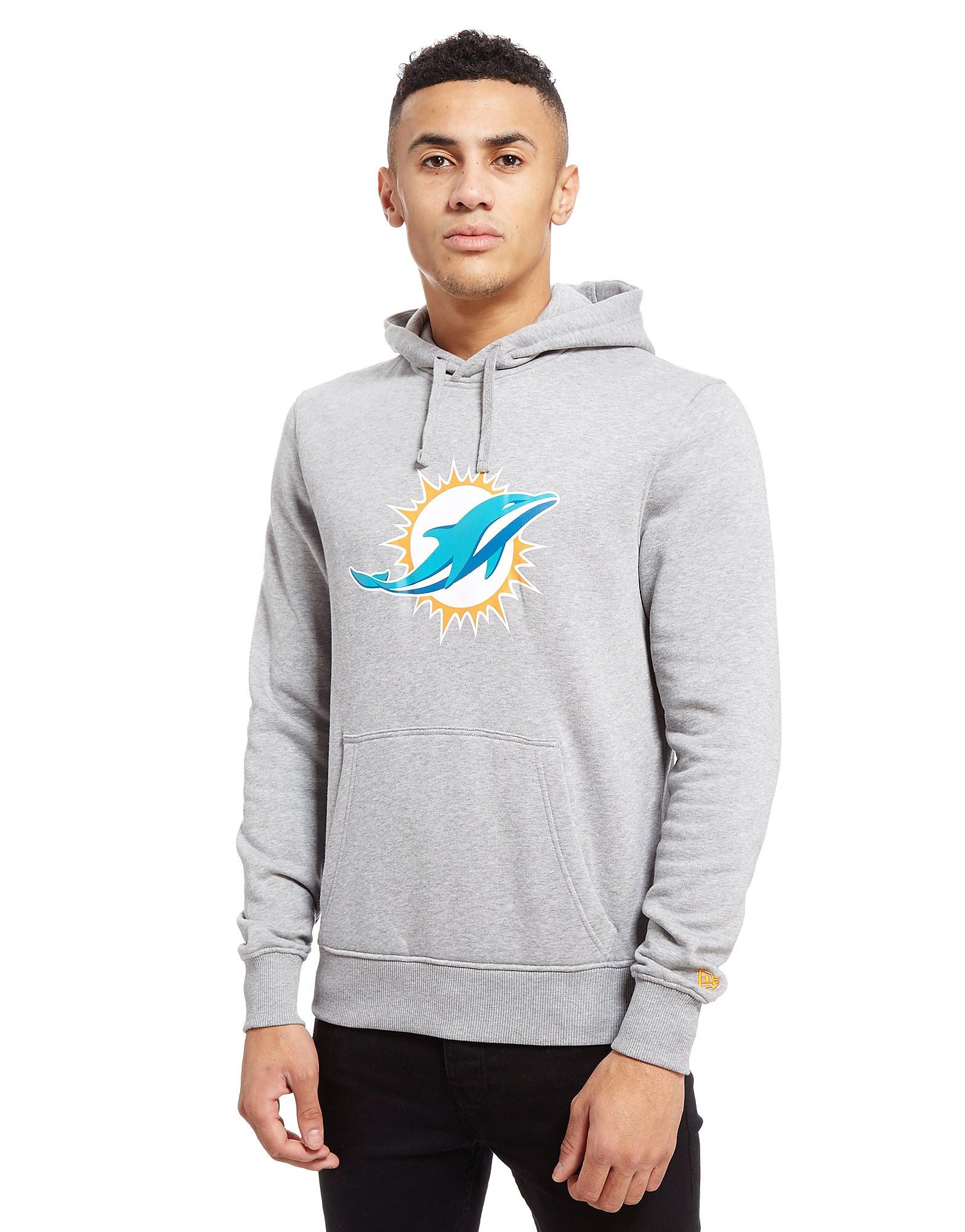 New Era Miami Dolphins Hoodie Heren
