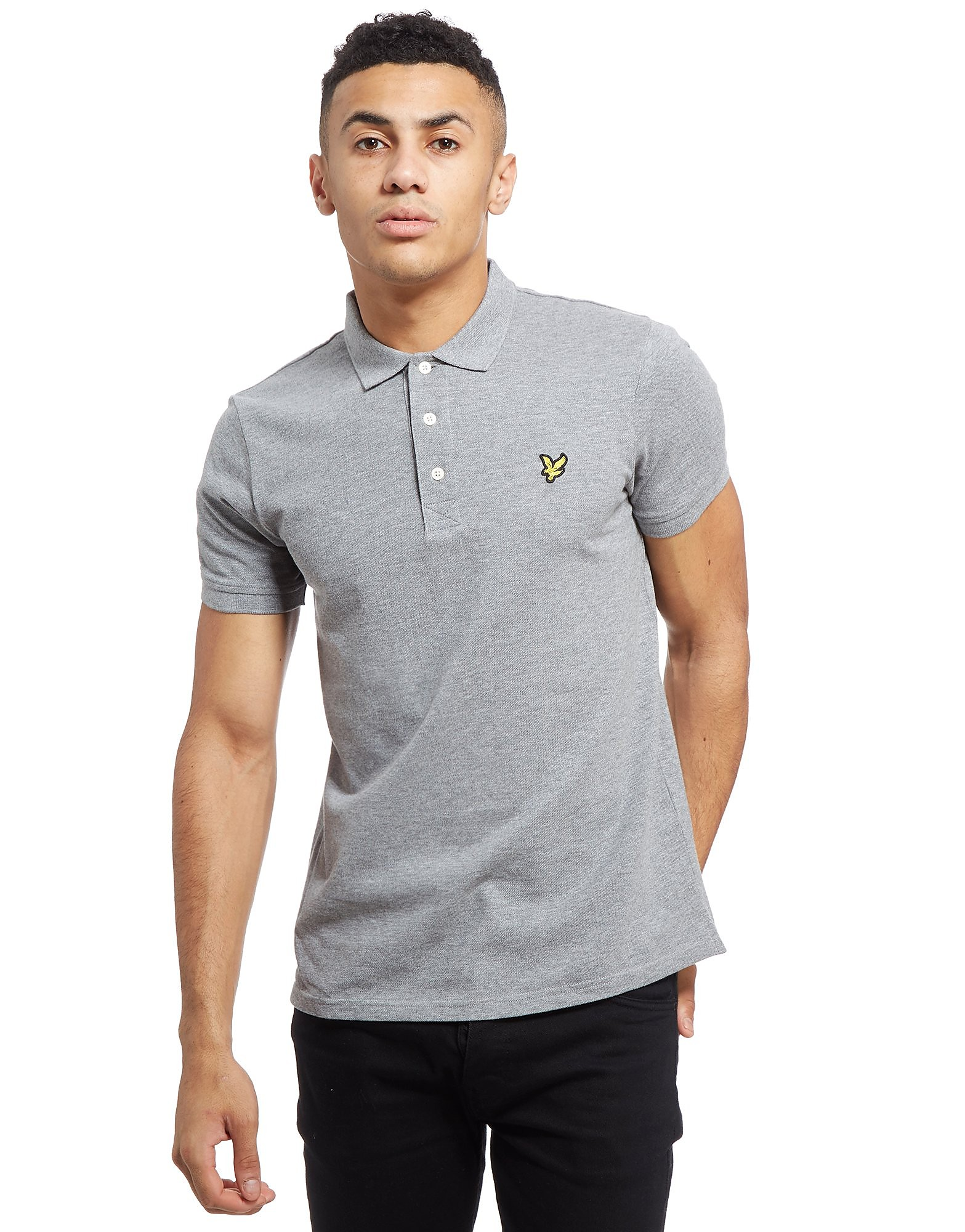Lyle & Scott Core Short Sleeve Polo Shirt